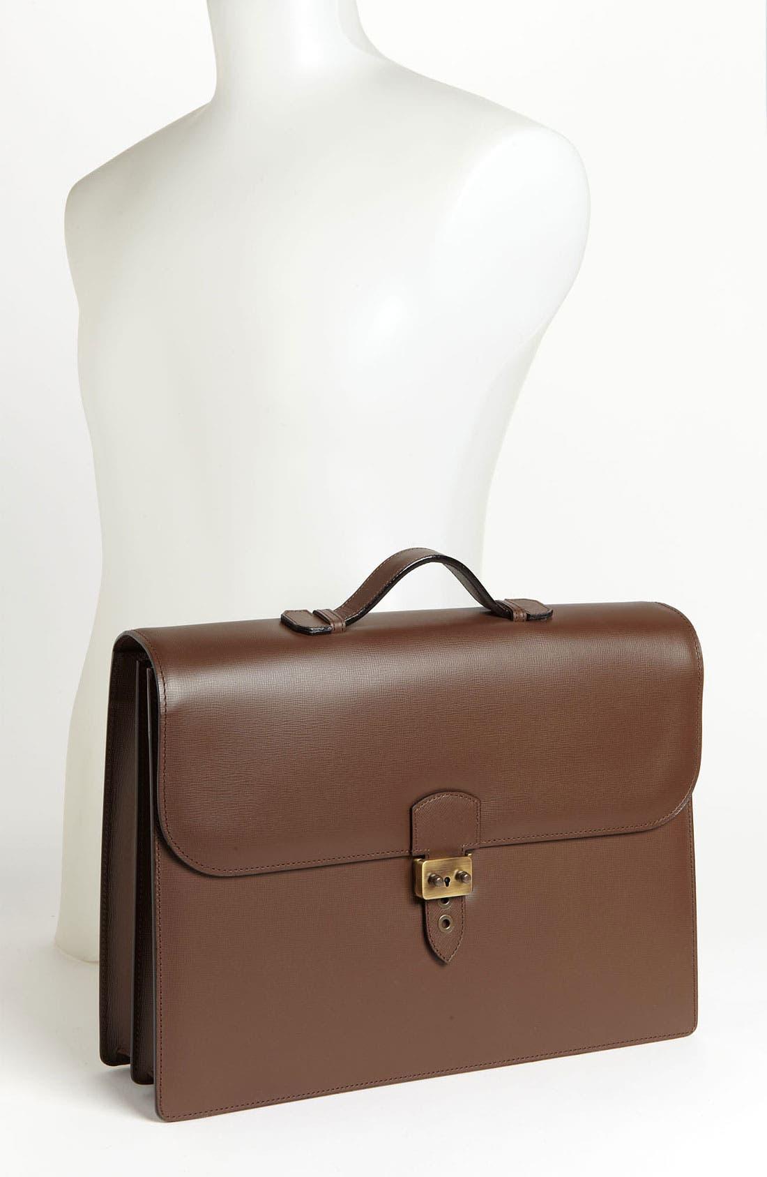 Alternate Image 4  - Bruno Magli 'Androya' Briefcase