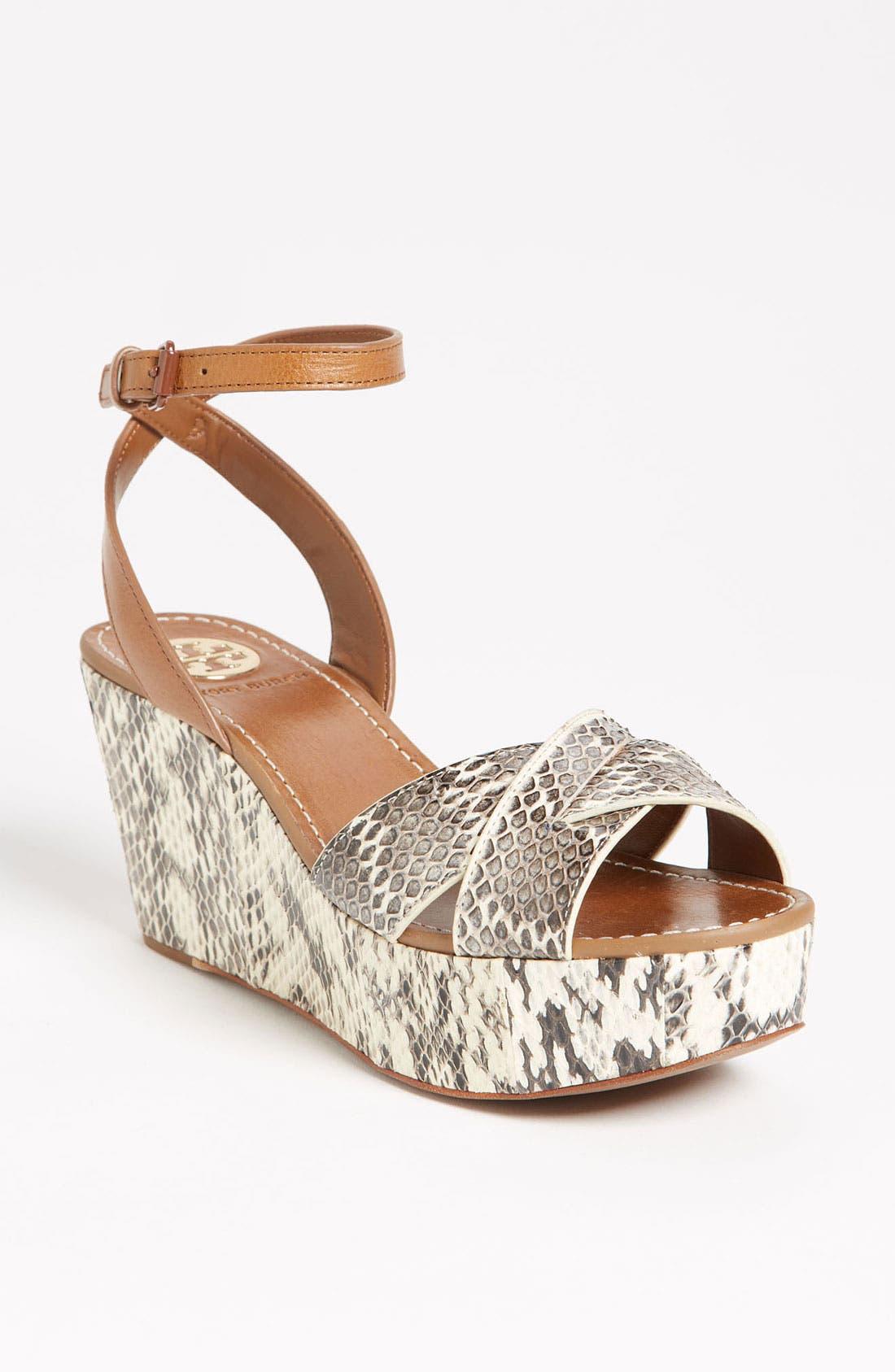 Main Image - Tory Burch 'Cathleen' Sandal