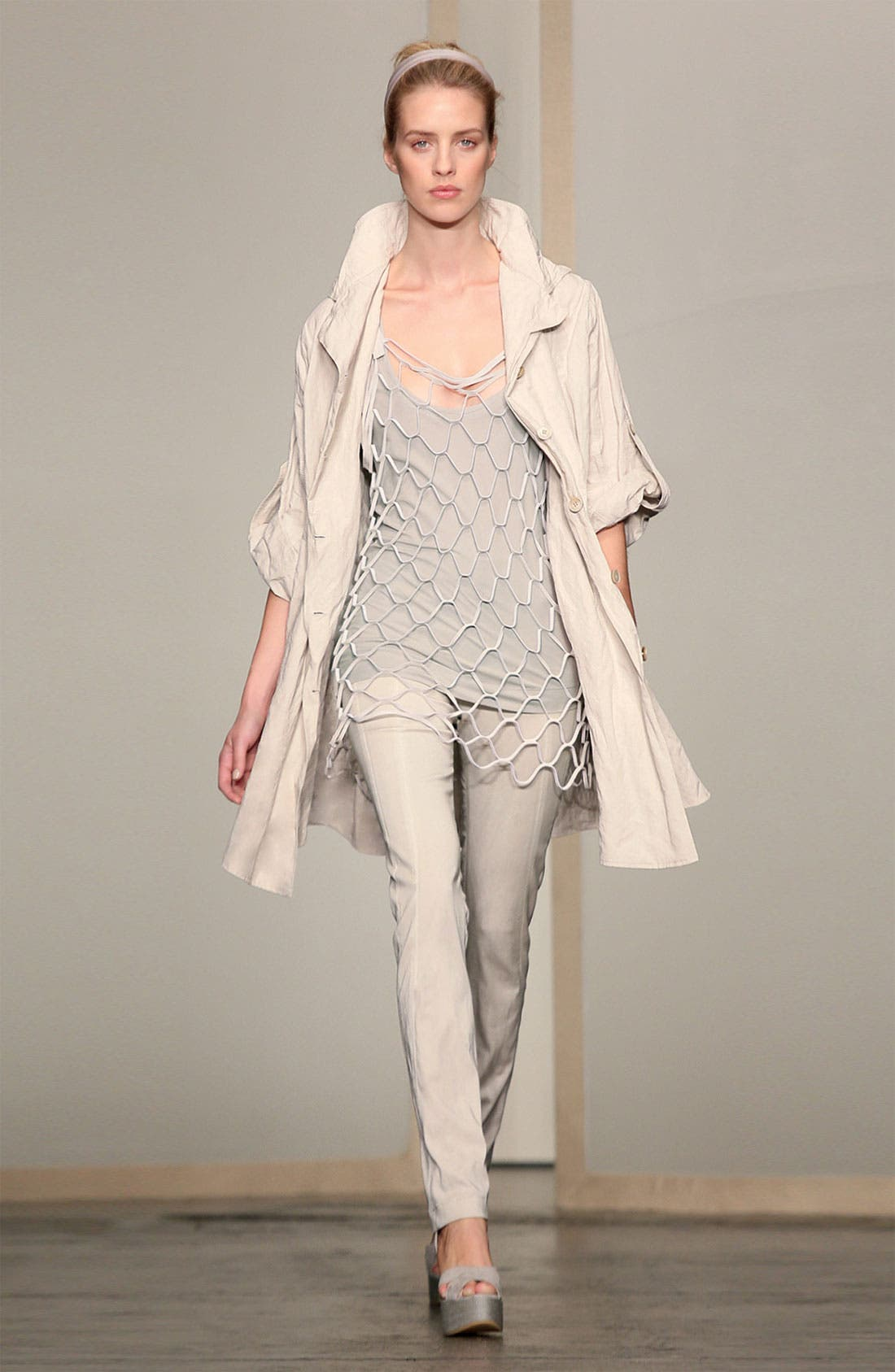 Alternate Image 6  - Donna Karan Collection Parachute Cotton Tunic
