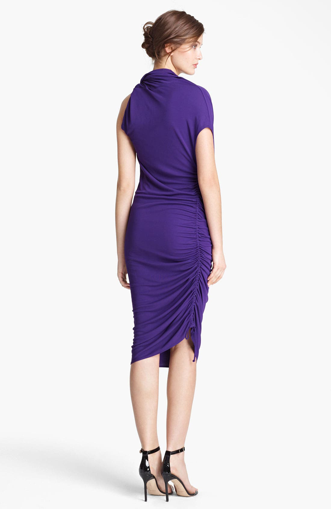 Alternate Image 2  - Lanvin Asymmetrical Draped Jersey Dress