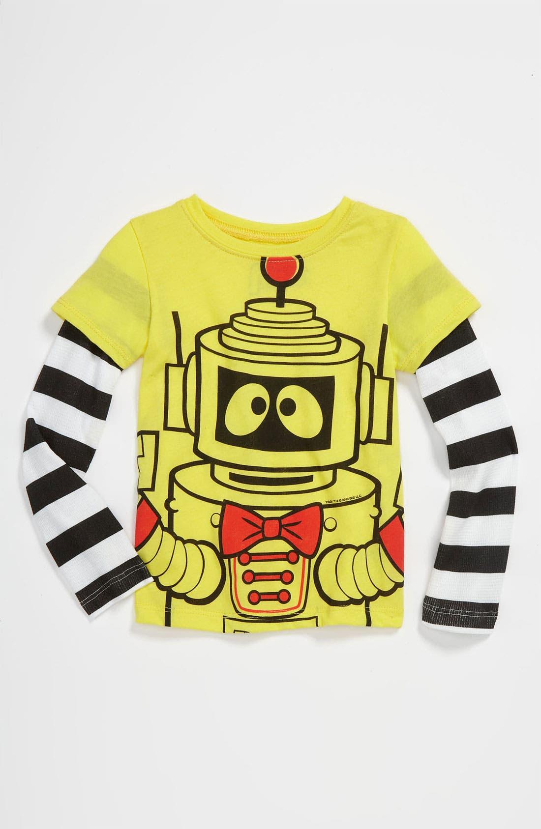 Alternate Image 1 Selected - Mighty Fine 'Yo Gabba Gabba™' T-Shirt (Toddler)