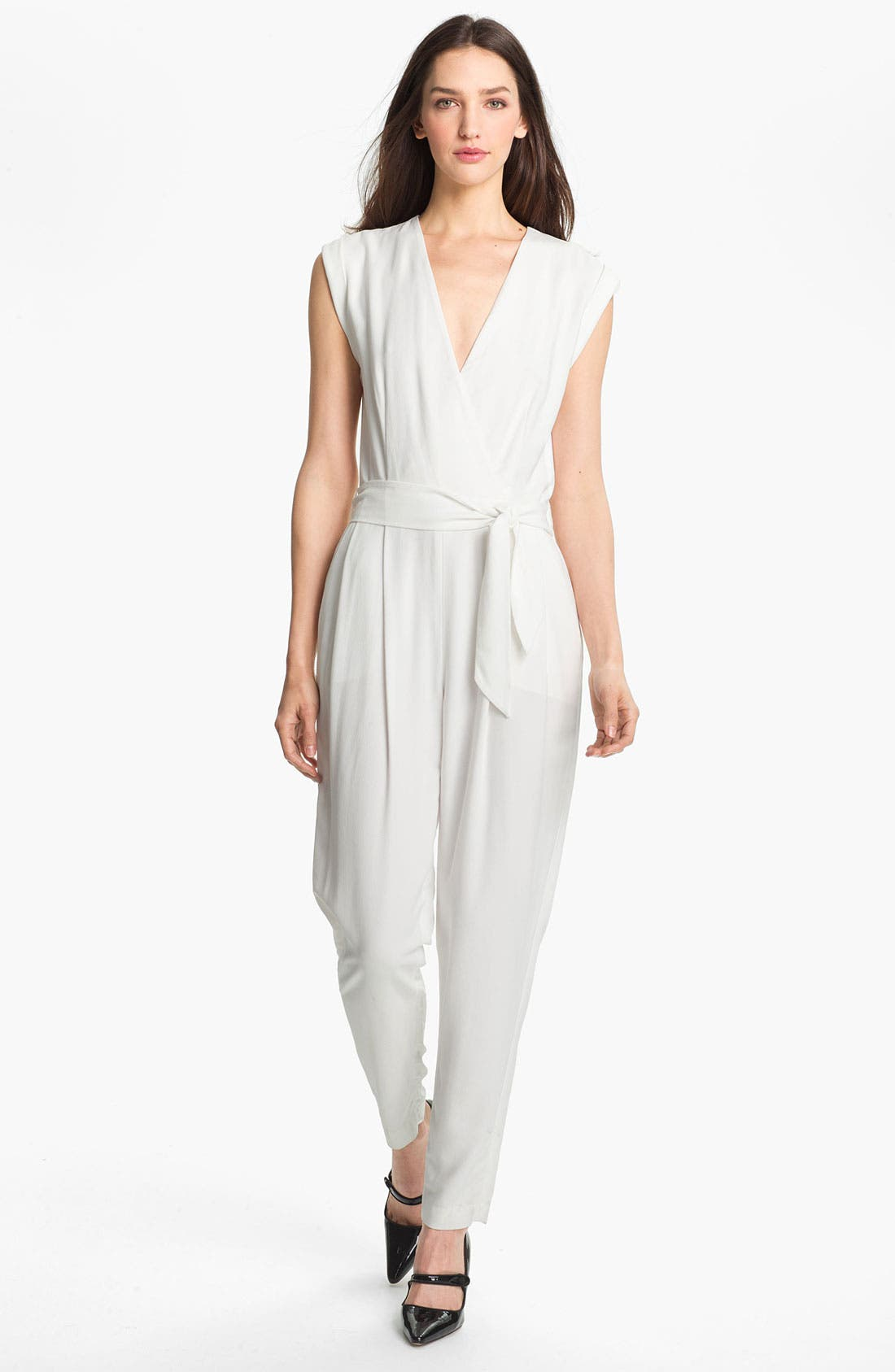 Alternate Image 1 Selected - Theory 'Provence' Jumpsuit