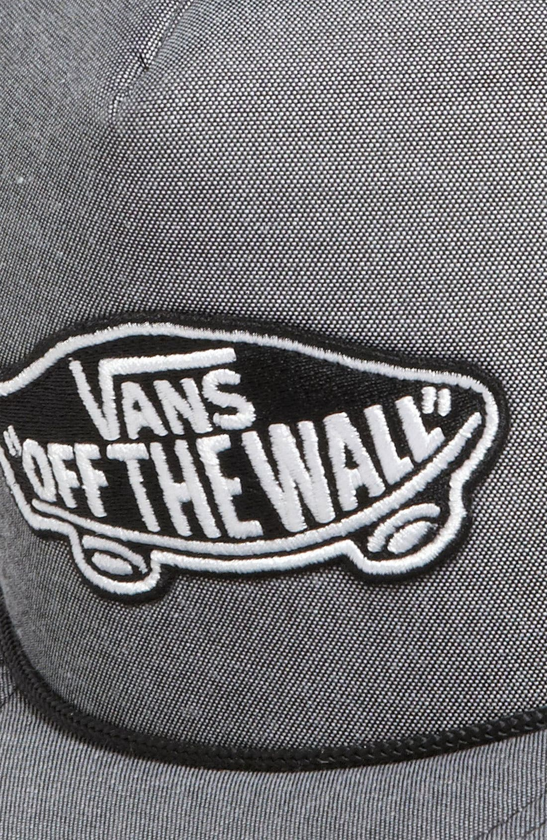 Alternate Image 2  - Vans Classic Patch Trucker Hat
