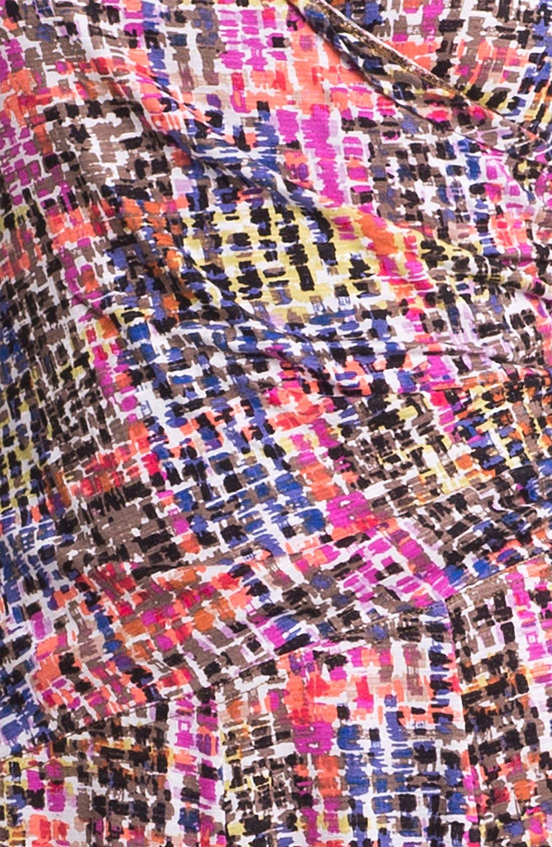 Alternate Image 3  - Nic + Zoe 'Tiny Squares' Dress