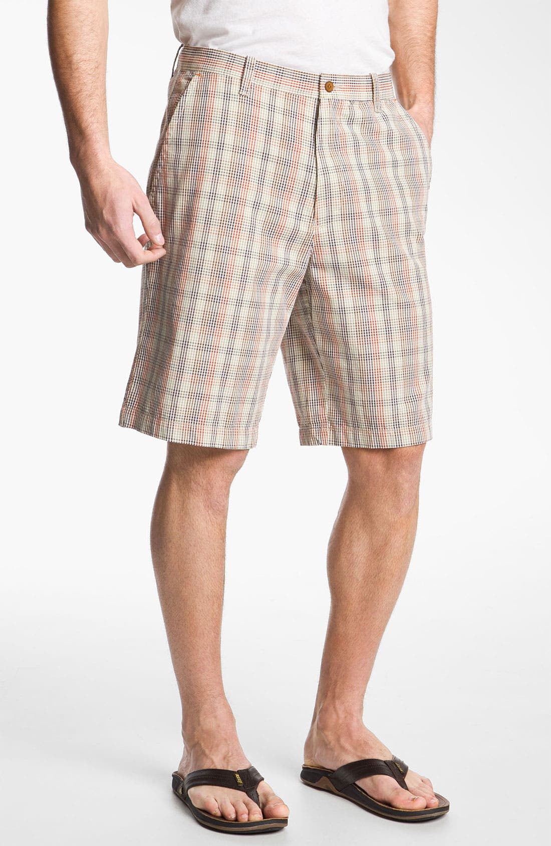 Alternate Image 1 Selected - Tommy Bahama 'Seven Seers' Shorts (Online Only)