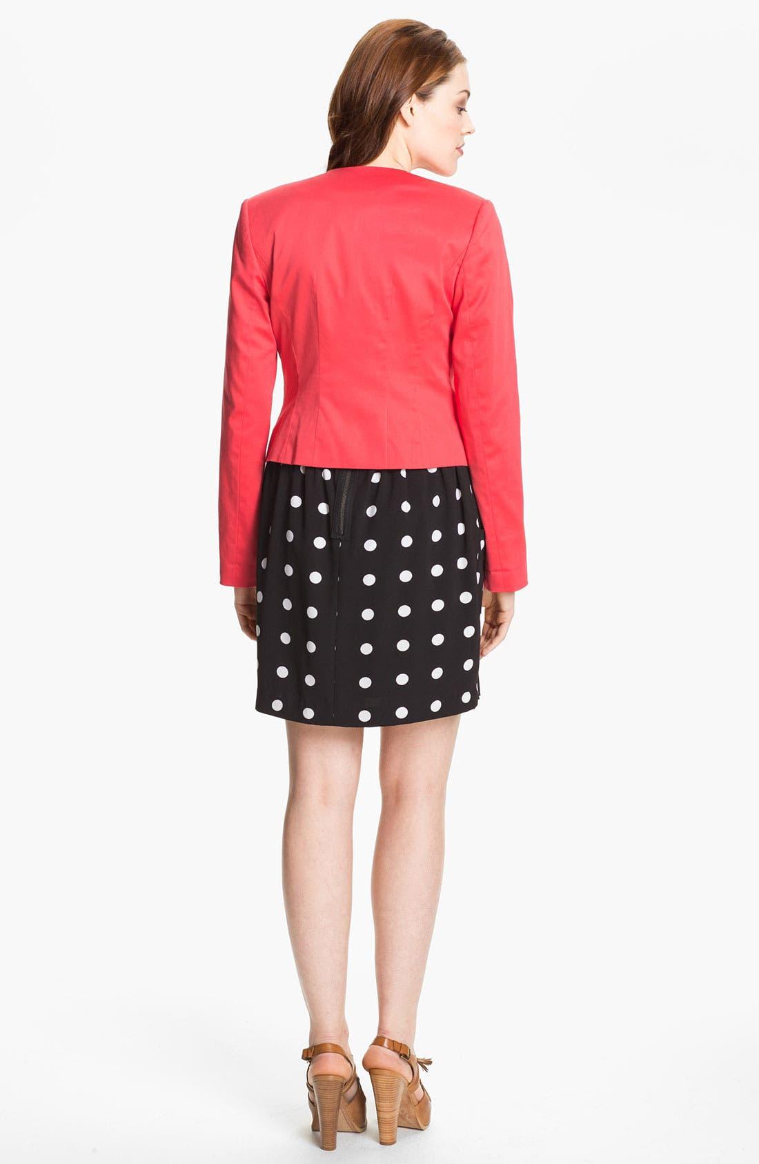 Alternate Image 5  - Halogen® Pleat Skirt