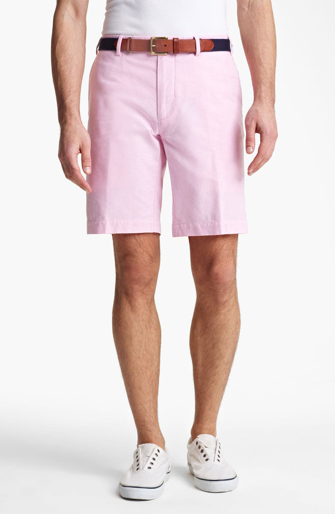 Alternate Image 1 Selected - Polo Ralph Lauren 'Clubhouse' Shorts