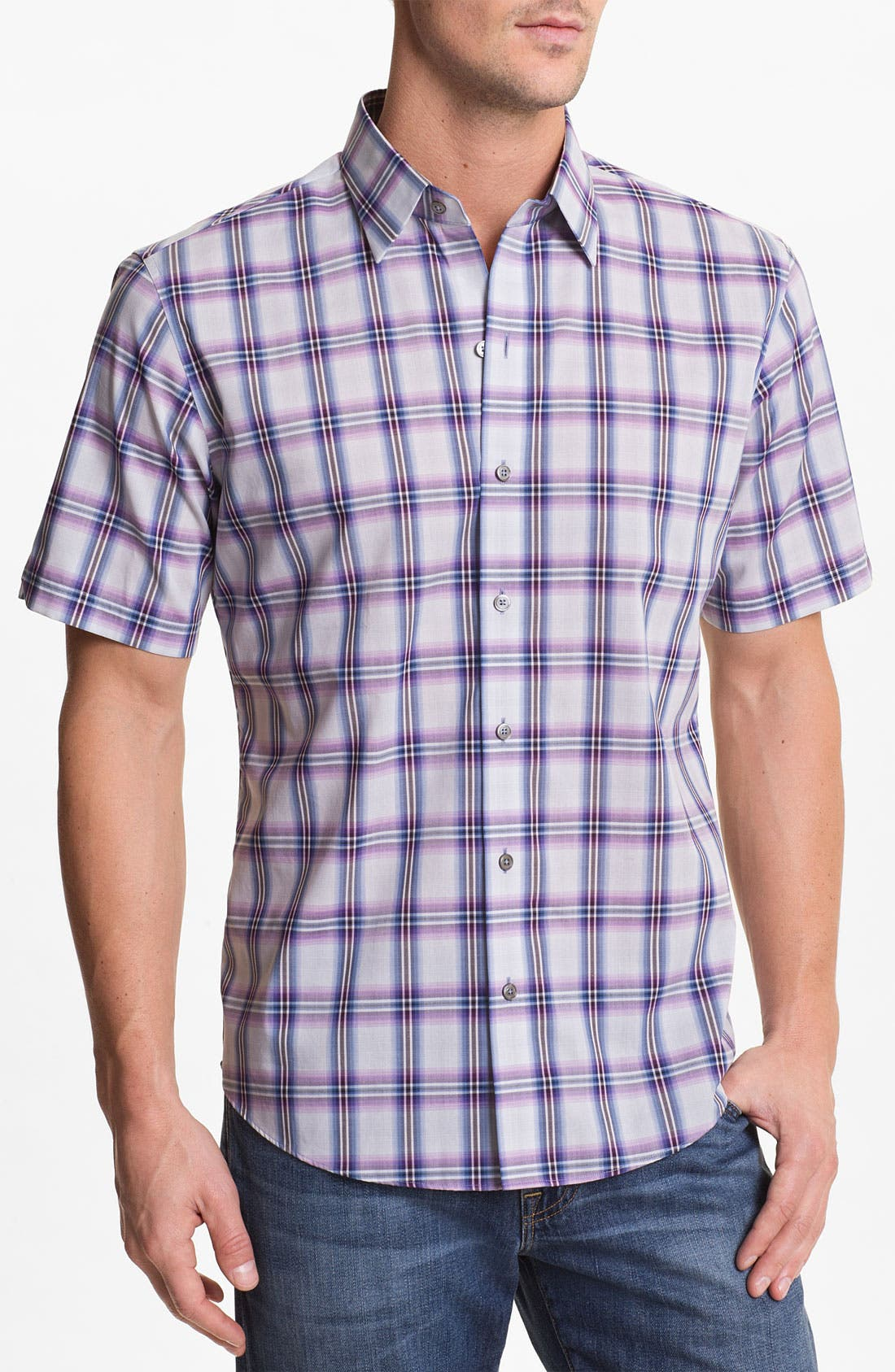 Alternate Image 1 Selected - Zachary Prell 'King' Sport Shirt