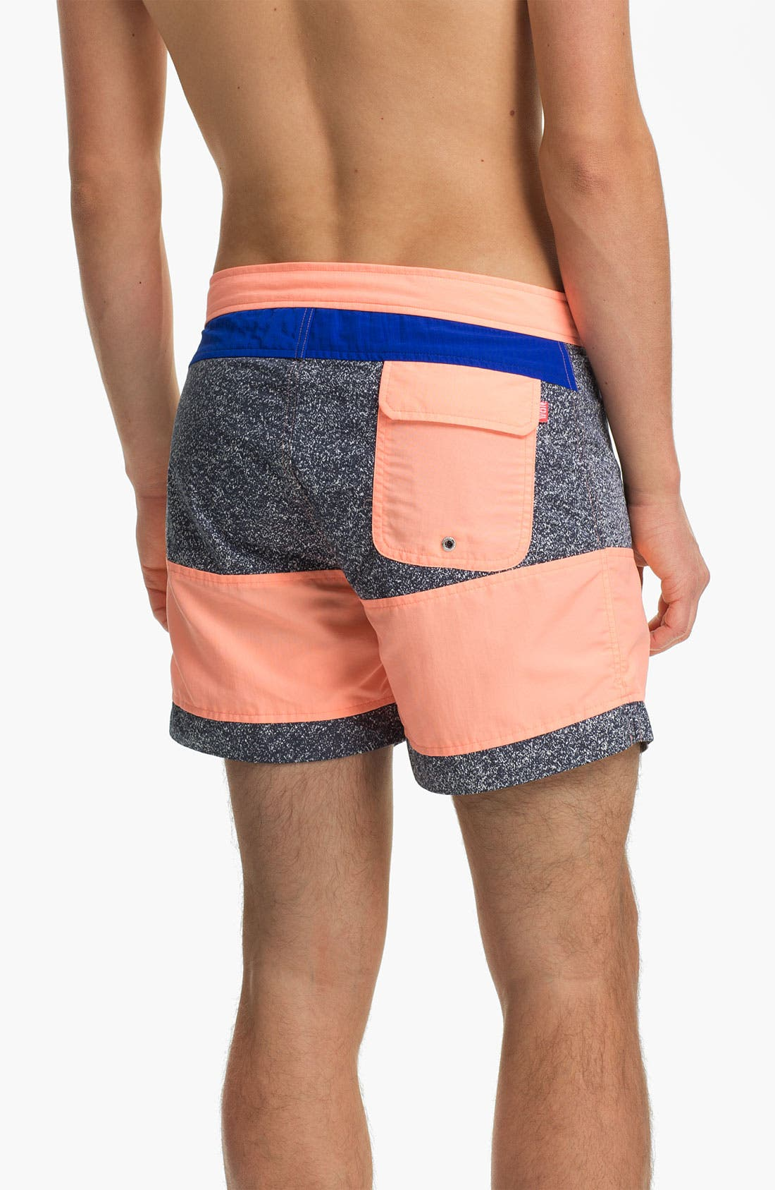 Alternate Image 2  - Warriors of Radness 'Bahama' Swim Trunks