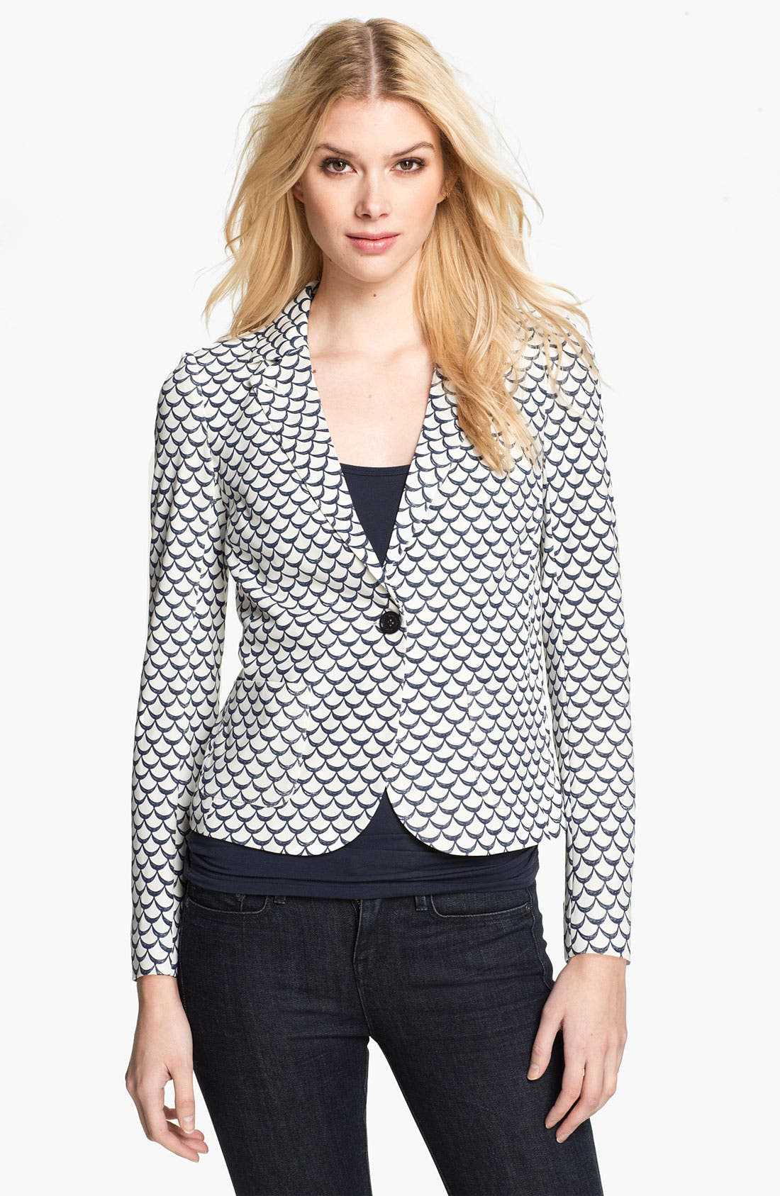 Main Image - Tory Burch 'Hayley' Jacket