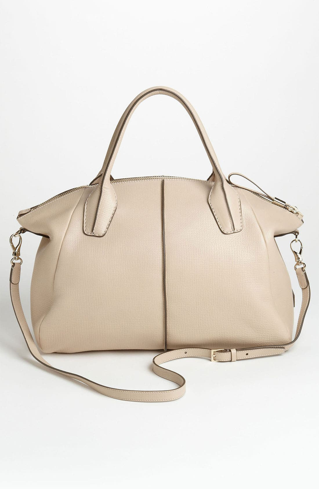 Alternate Image 4  - Tod's 'New D-Styling' Leather Shopper