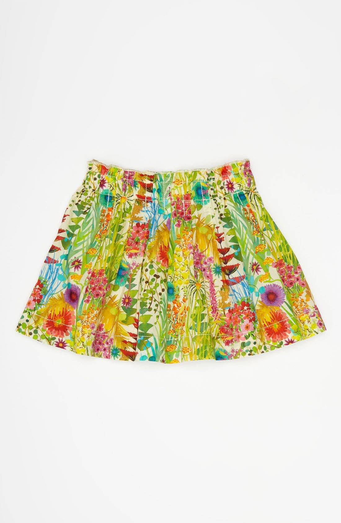 Alternate Image 1 Selected - Peek 'Wildflower' Skirt (Baby)