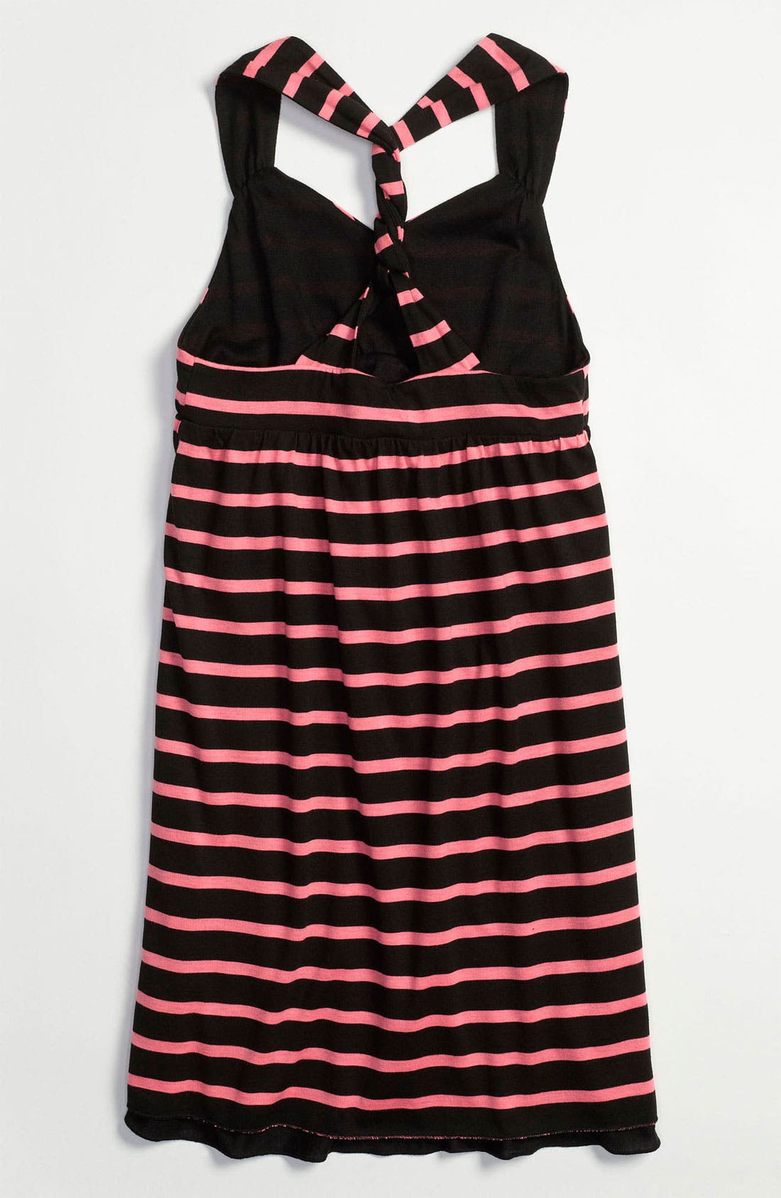 Alternate Image 2  - Little Pretties Reversible Dress (Little Girls & Big Girls)