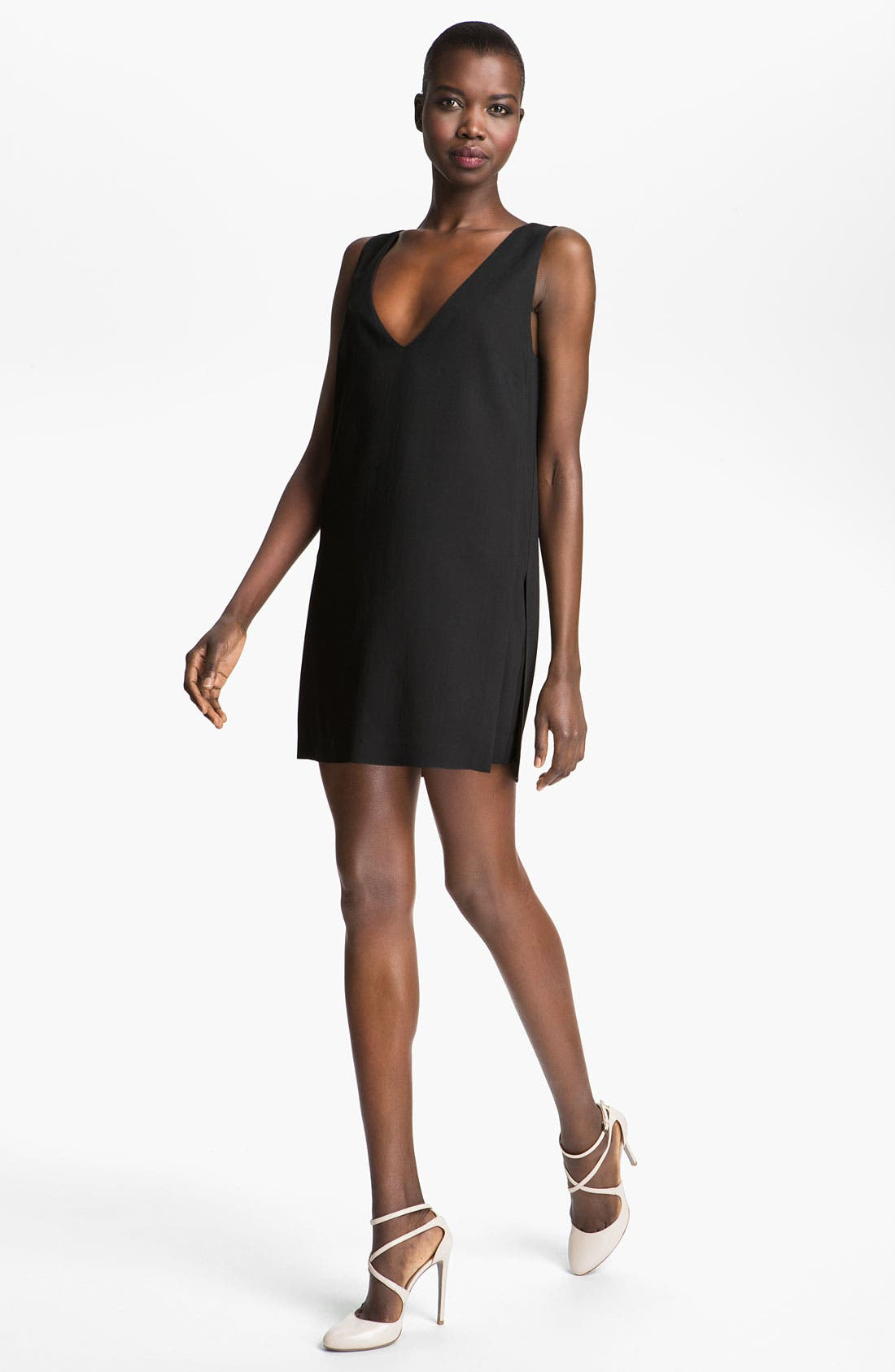 Alternate Image 1 Selected - Robert Rodriguez Crepe Dress