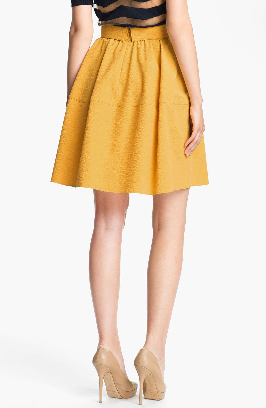 Alternate Image 2  - Carven Full Skirt
