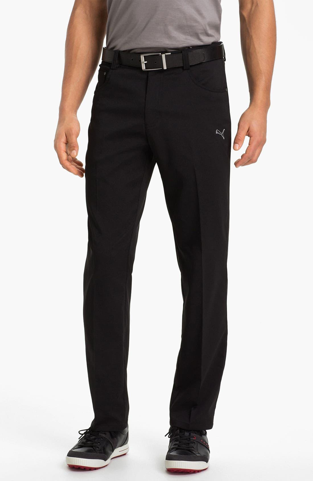 Main Image - PUMA GOLF Five Pocket Golf Pants