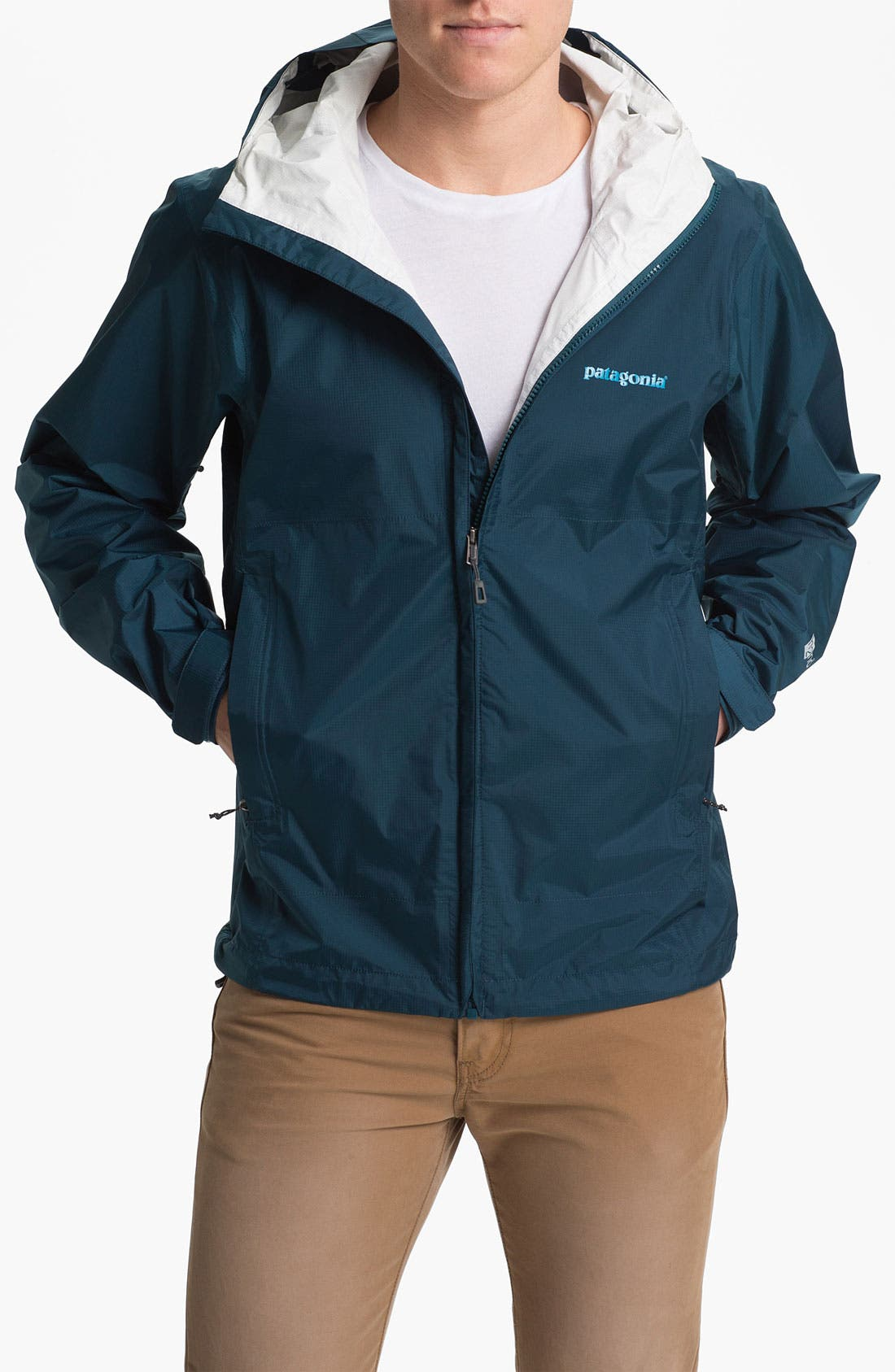Alternate Image 1 Selected - Patagonia 'Torrentshell' Packable Rain Jacket