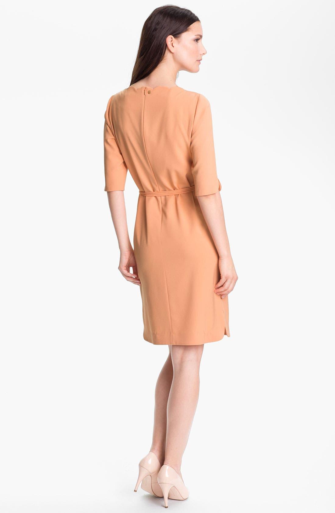Alternate Image 2  - BOSS HUGO BOSS 'Henryke' Dress