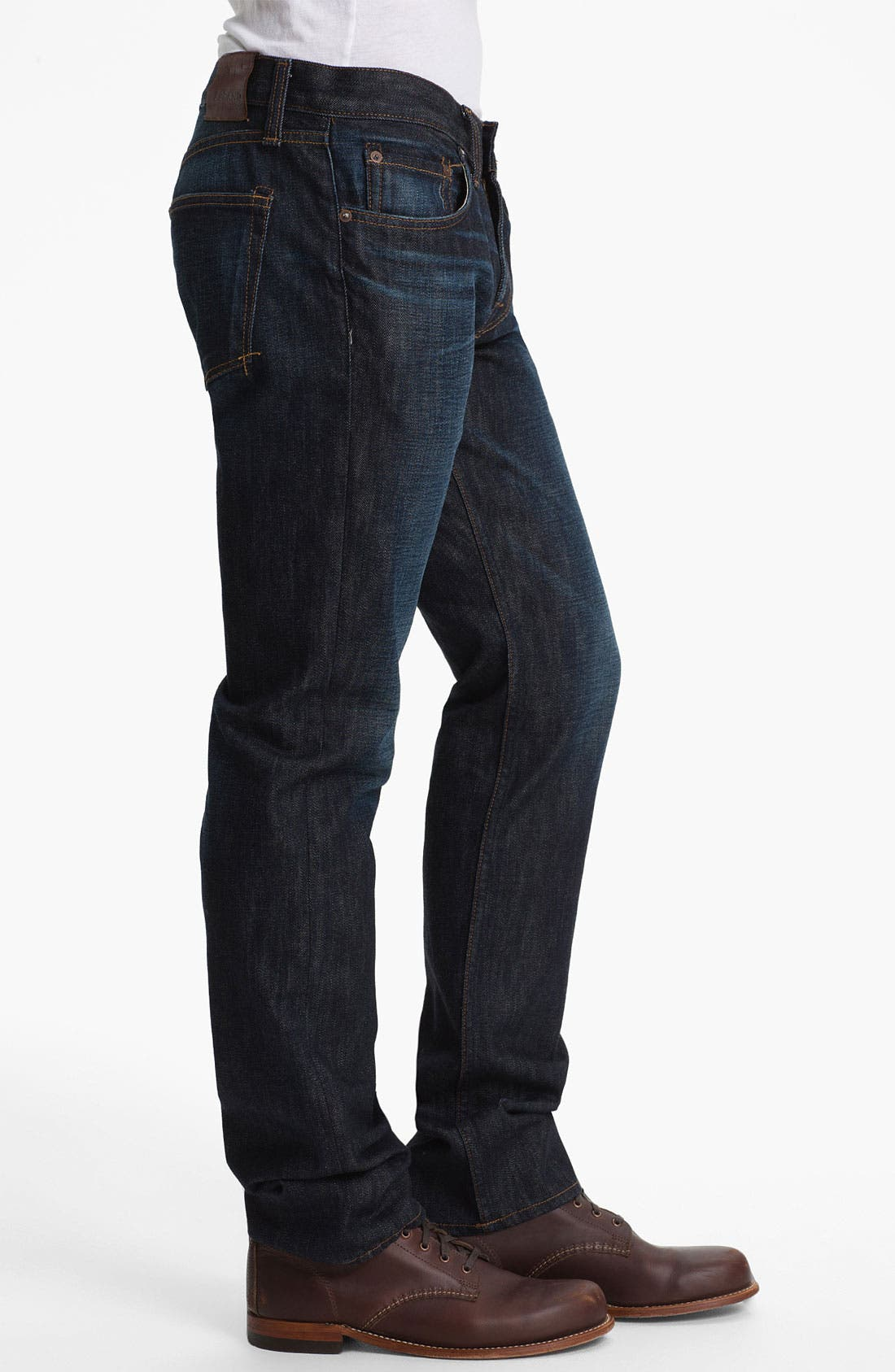 Alternate Image 3  - J Brand 'Kane' Slim Fit Jeans (Atom)