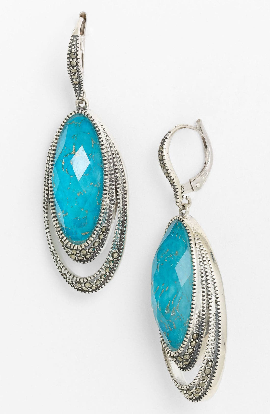 Main Image - Judith Jack Large Drop Earrings