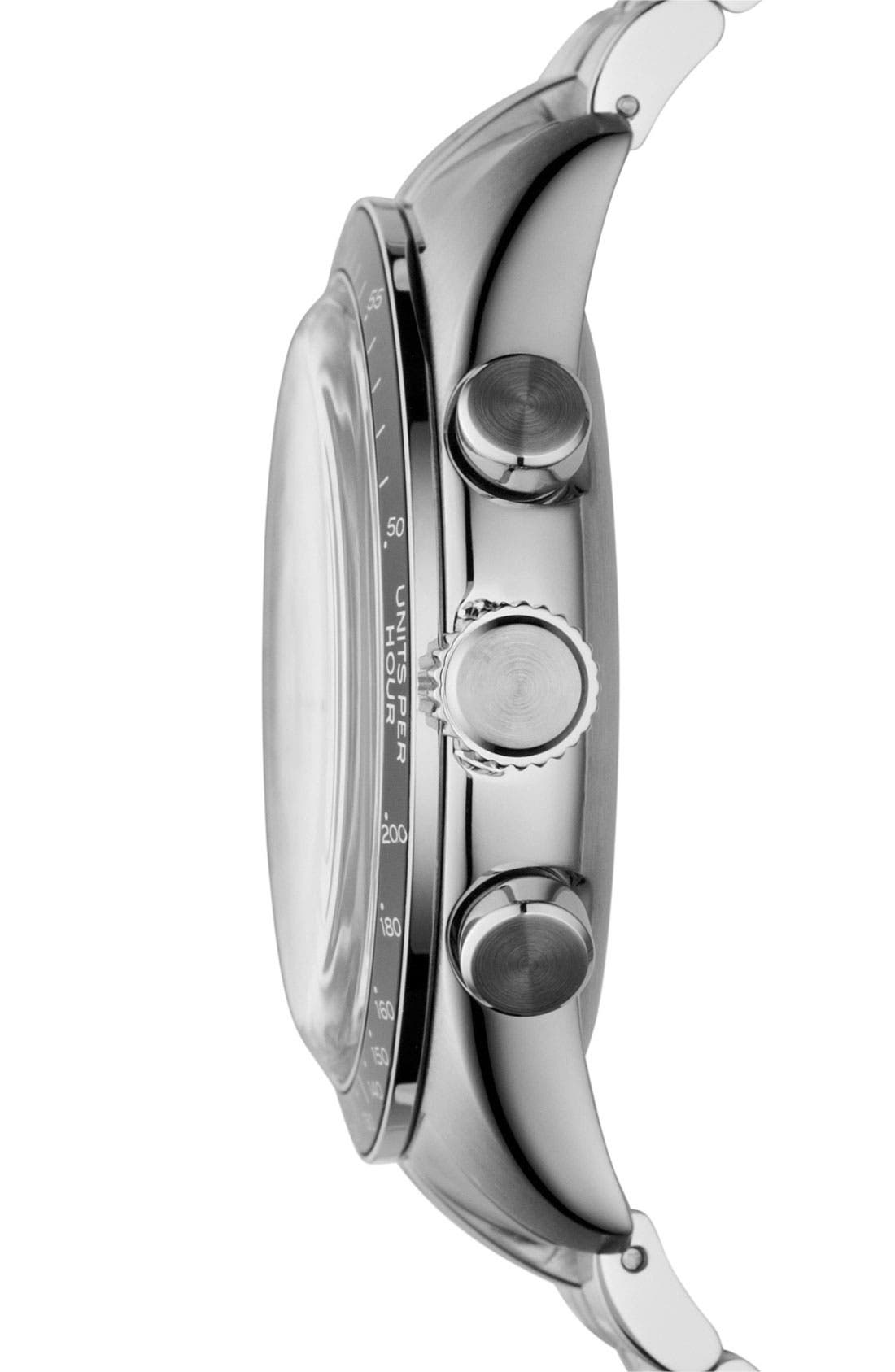 Alternate Image 2  - Fossil 'Edition Sport' Chronograph Watch, 45mm