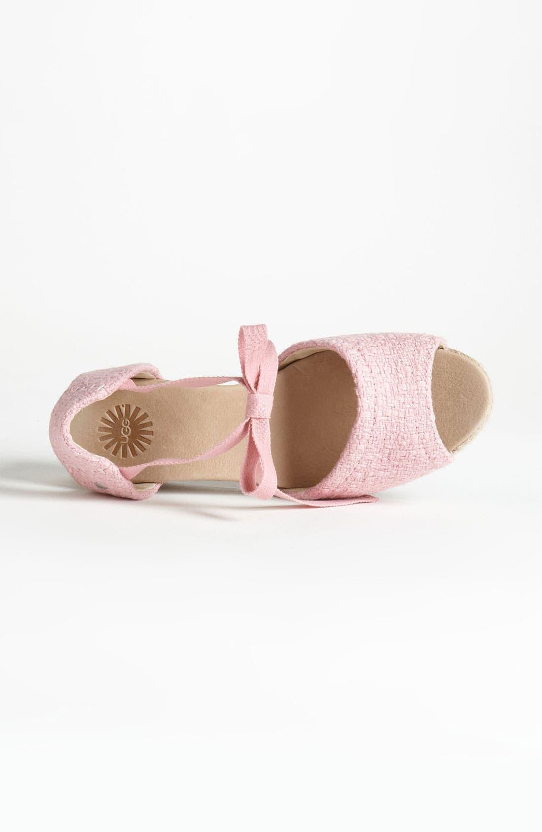Alternate Image 3  - UGG® Australia 'Delmar' Sandal