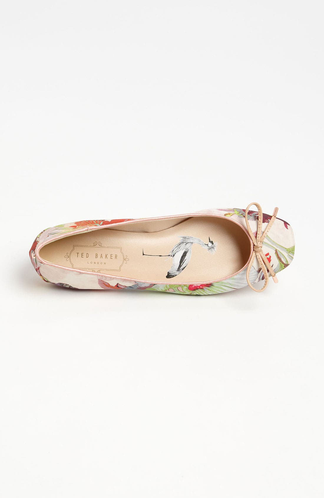 Alternate Image 3  - Ted Baker London 'Charee' Ballet Flat
