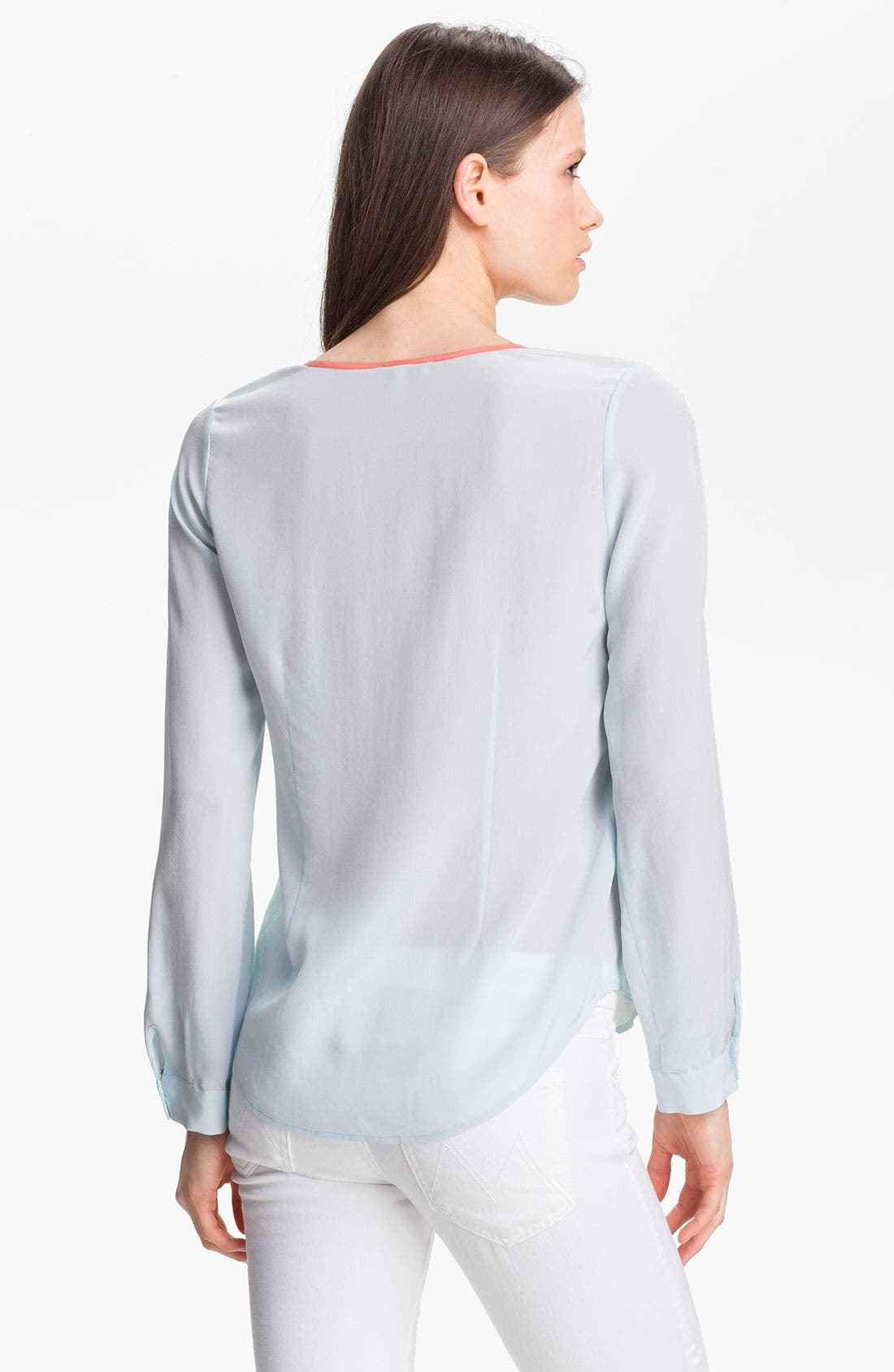 Alternate Image 2  - Joie 'Wixon' Silk Top