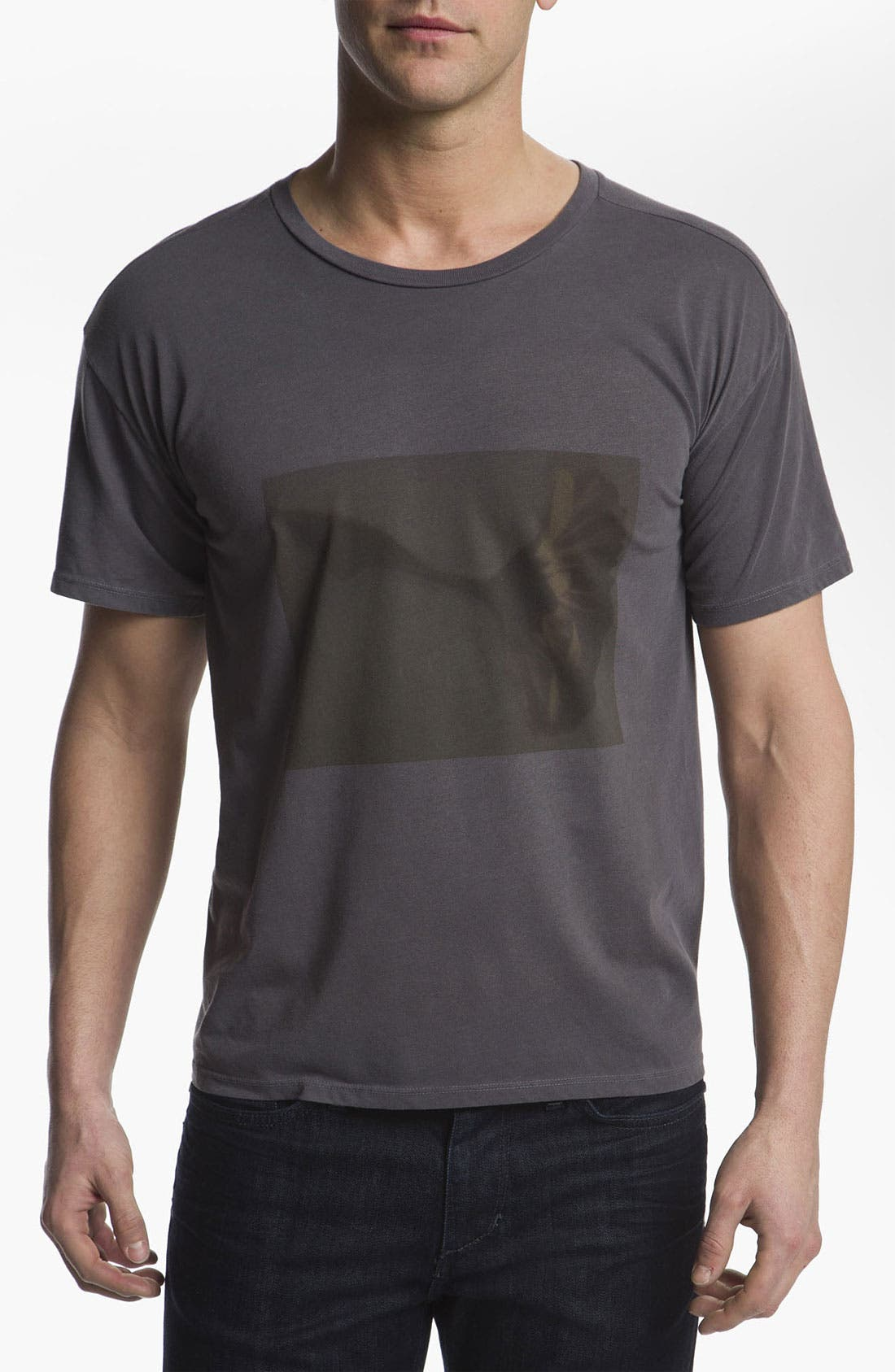 Alternate Image 1 Selected - RVCA Graphic T-Shirt