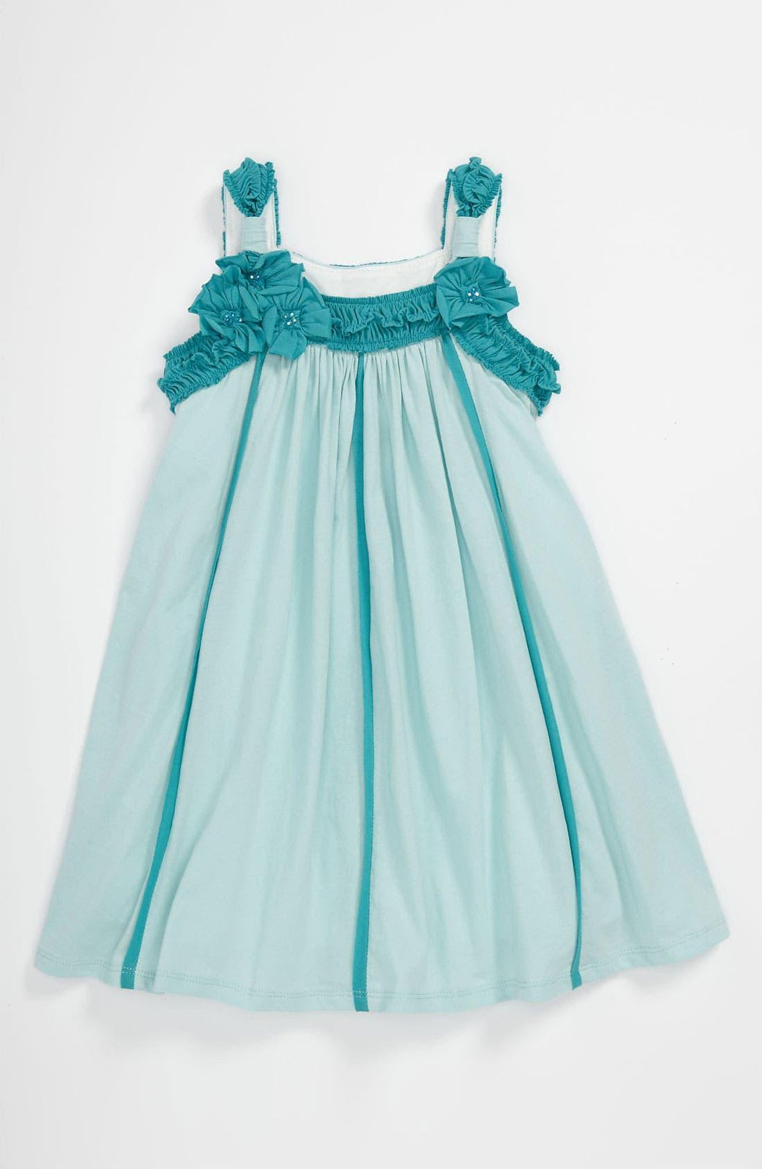 Alternate Image 1 Selected - Isobella & Chloe 'Sophia' Dress (Toddler)