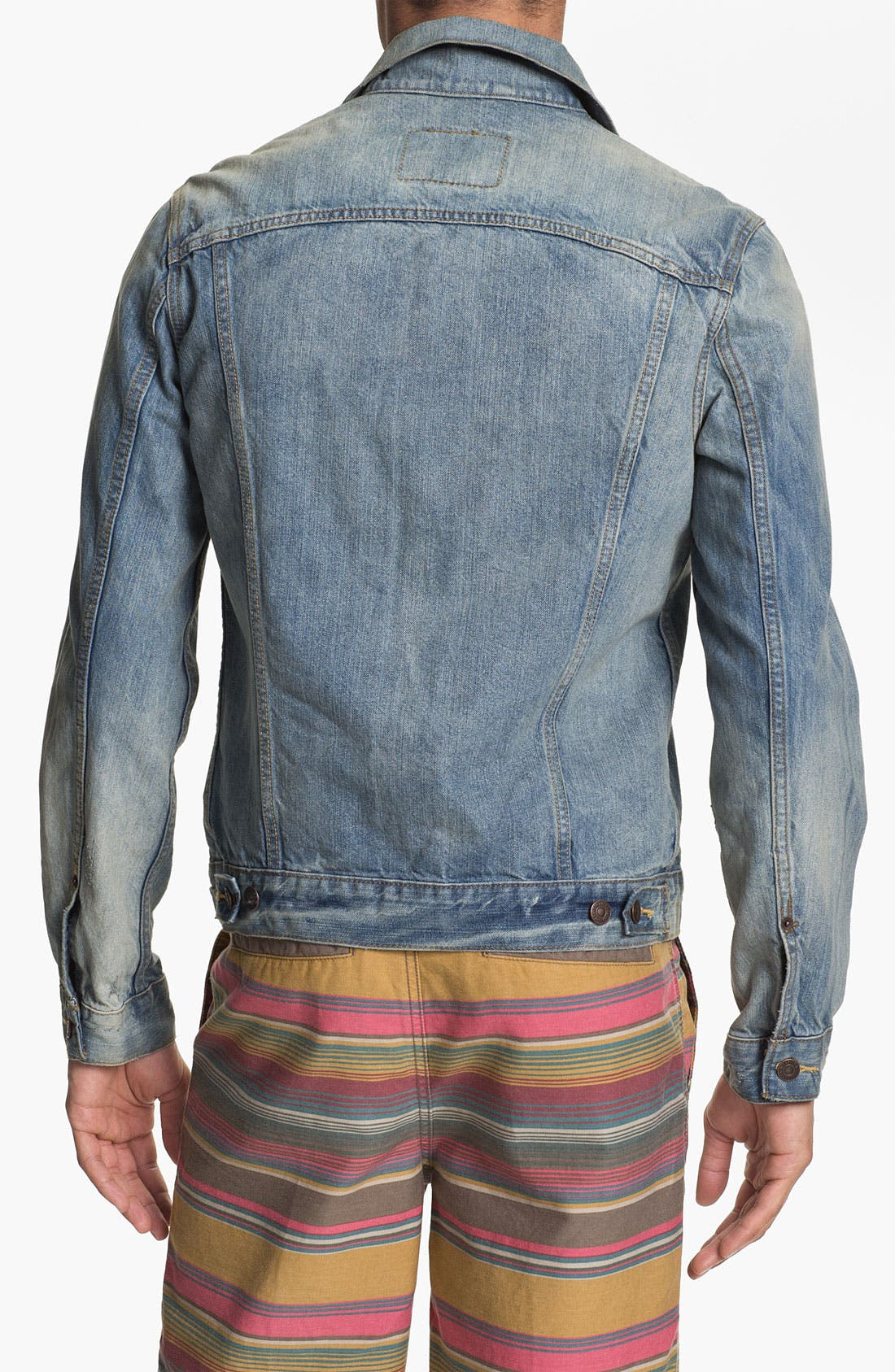 Alternate Image 2  - Levi's® 'Trucker' Denim Jacket