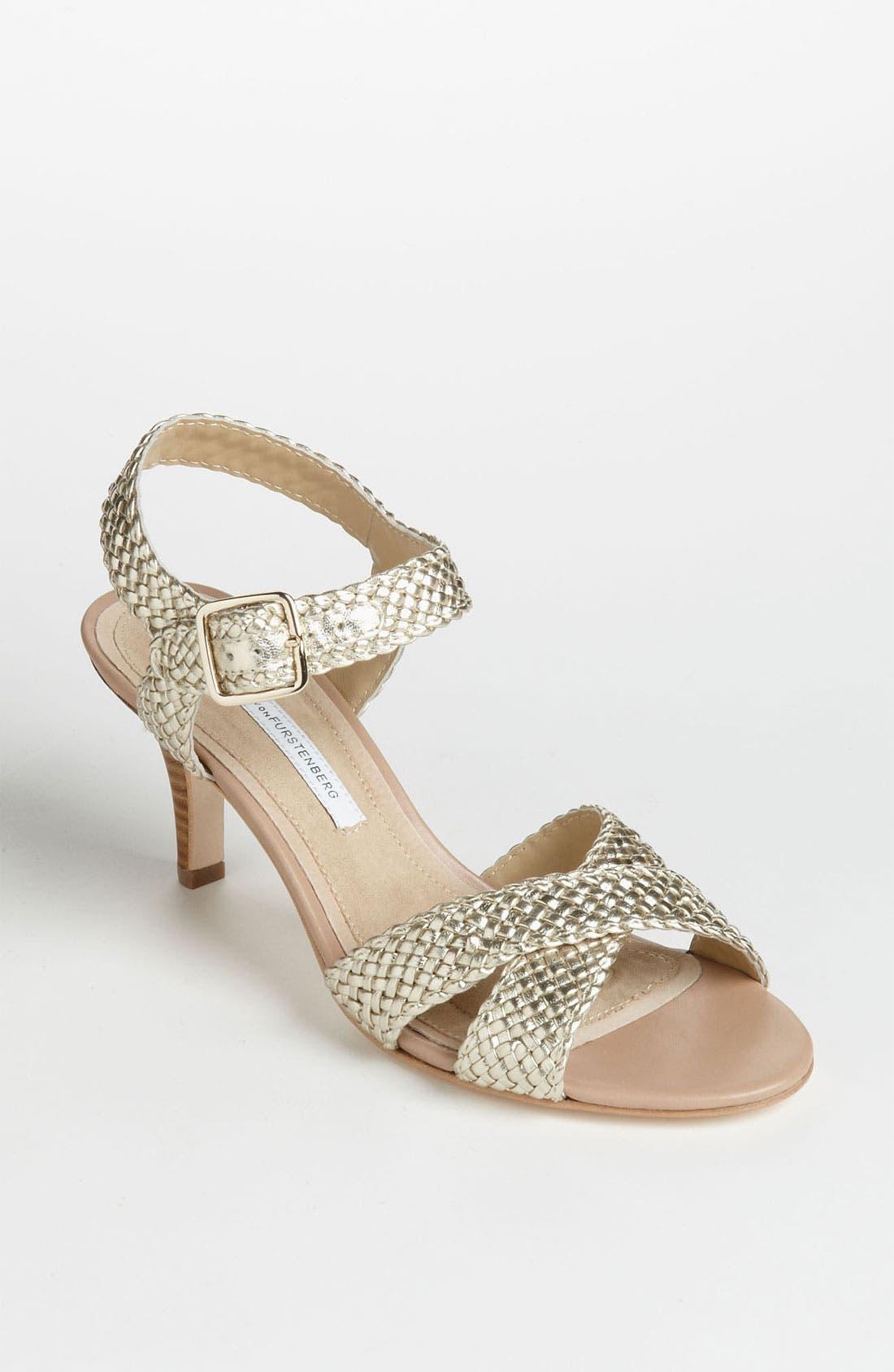 Main Image - Diane von Furstenberg 'Villana' Sandal