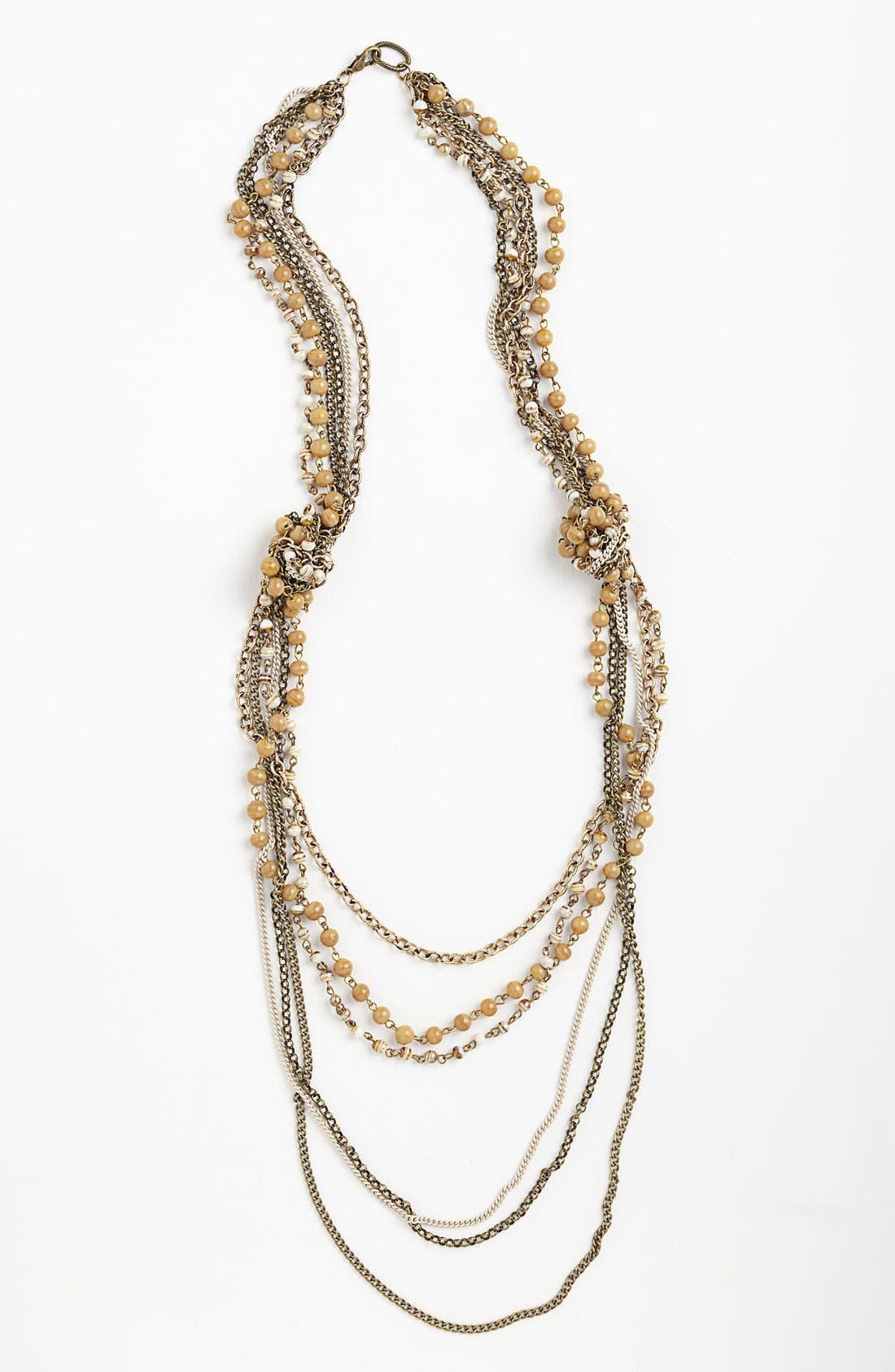 Main Image - Bonnie Jonas Multistrand Necklace