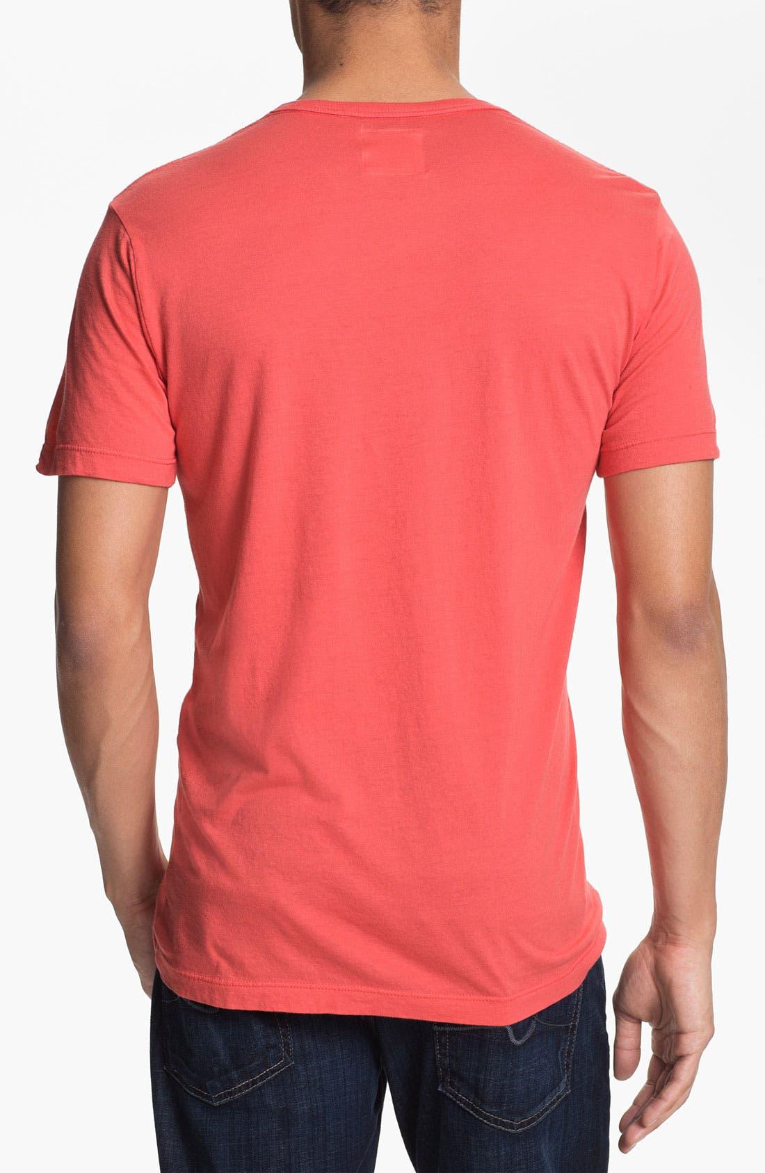 Alternate Image 2  - Splendid Mills 'Always' Crewneck T-Shirt