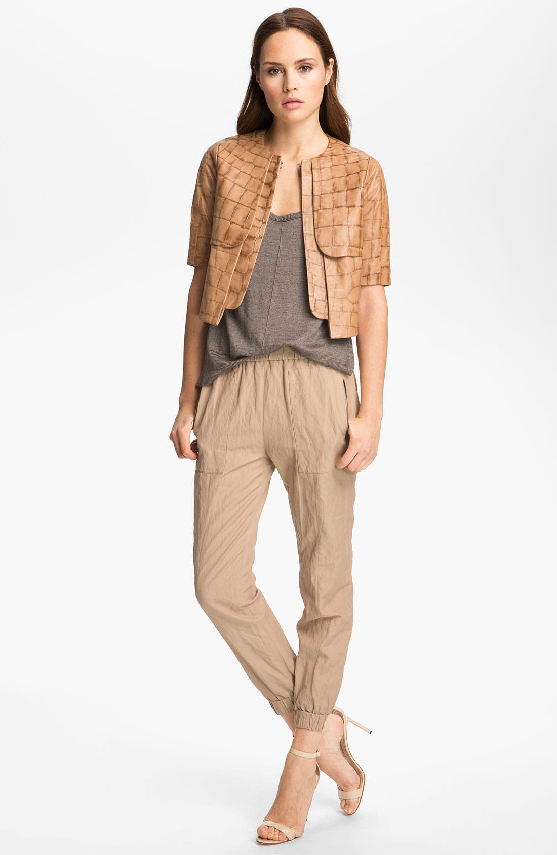 Alternate Image 3  - J Brand Ready-to-Wear 'Garbo' Tapered Pants