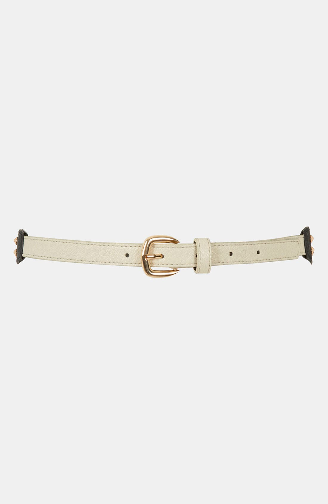 Alternate Image 1 Selected - Topshop Studded Belt