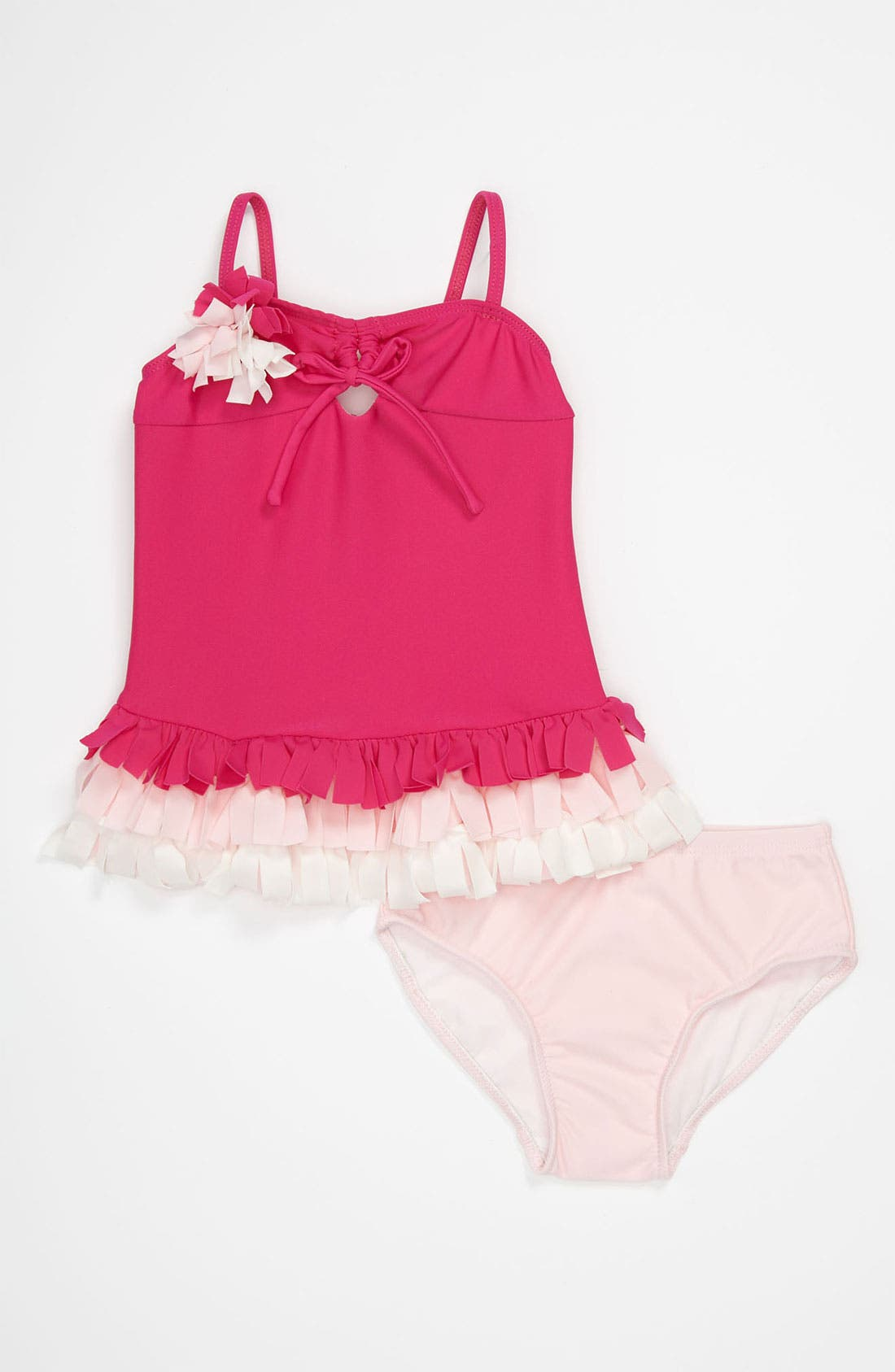 Alternate Image 1 Selected - Isobella & Chloe Two Piece Swimsuit (Baby)