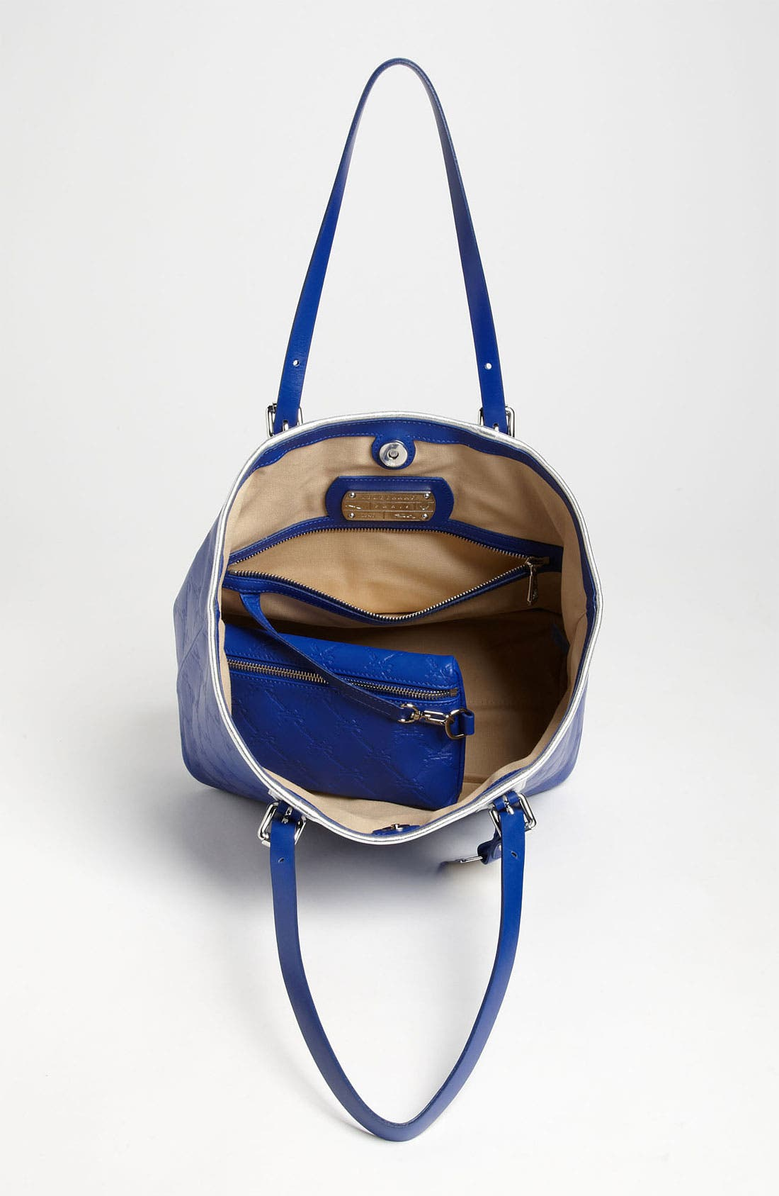 Alternate Image 3  - Longchamp 'LM Cuir - Small' Shoulder Tote