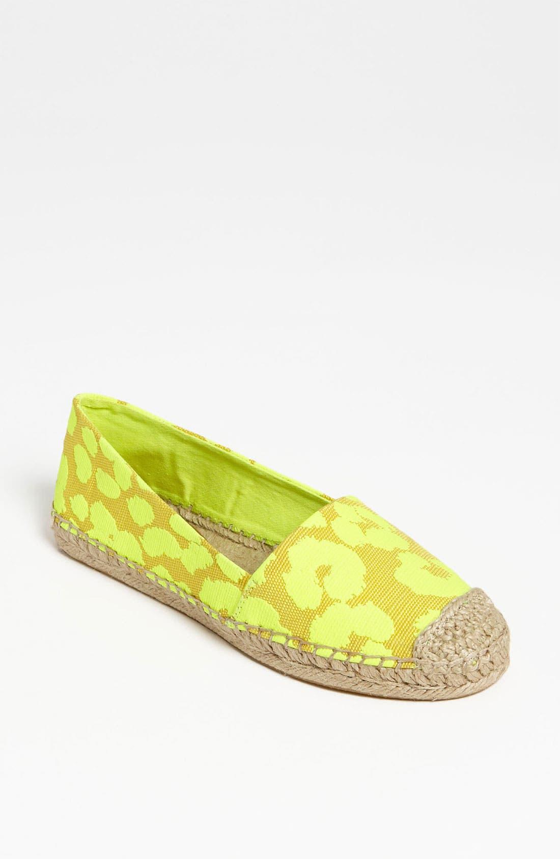 Alternate Image 1 Selected - Juicy Couture 'Gigi' Espadrille Flat
