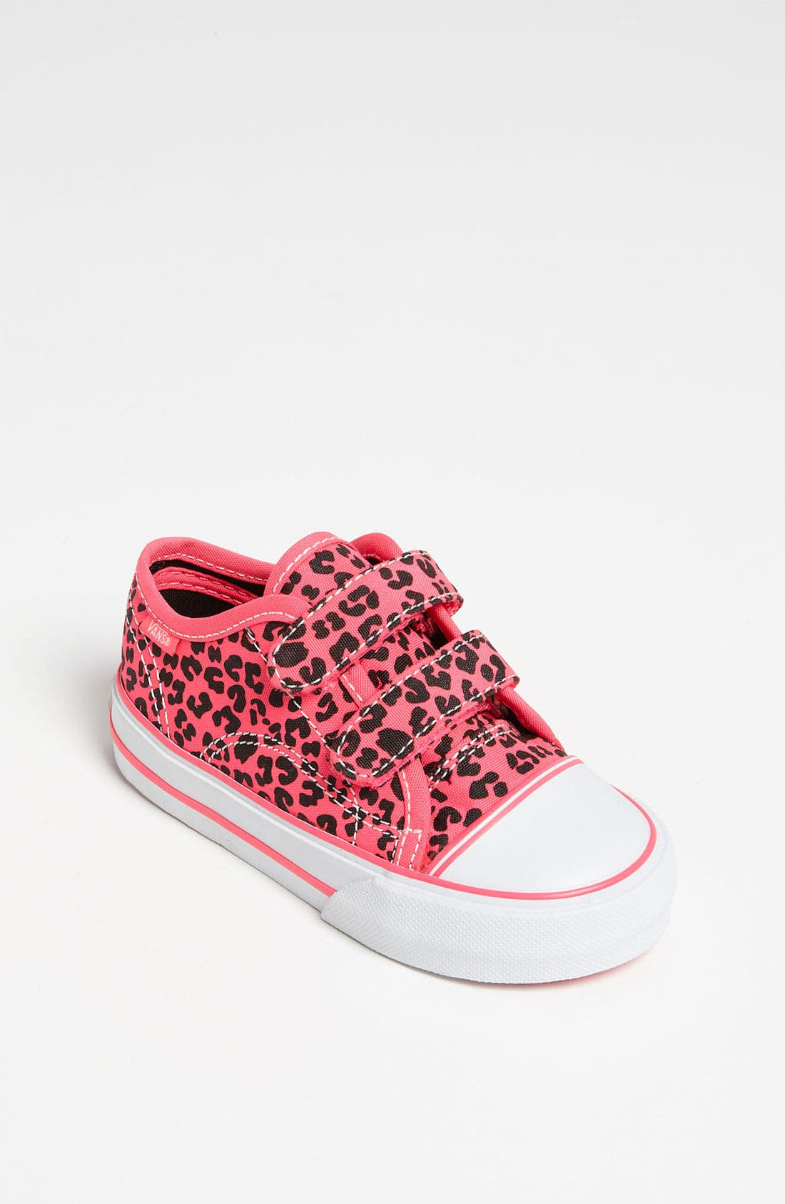 Alternate Image 1 Selected - Vans 'Big School' Sneaker (Baby, Walker & Toddler)