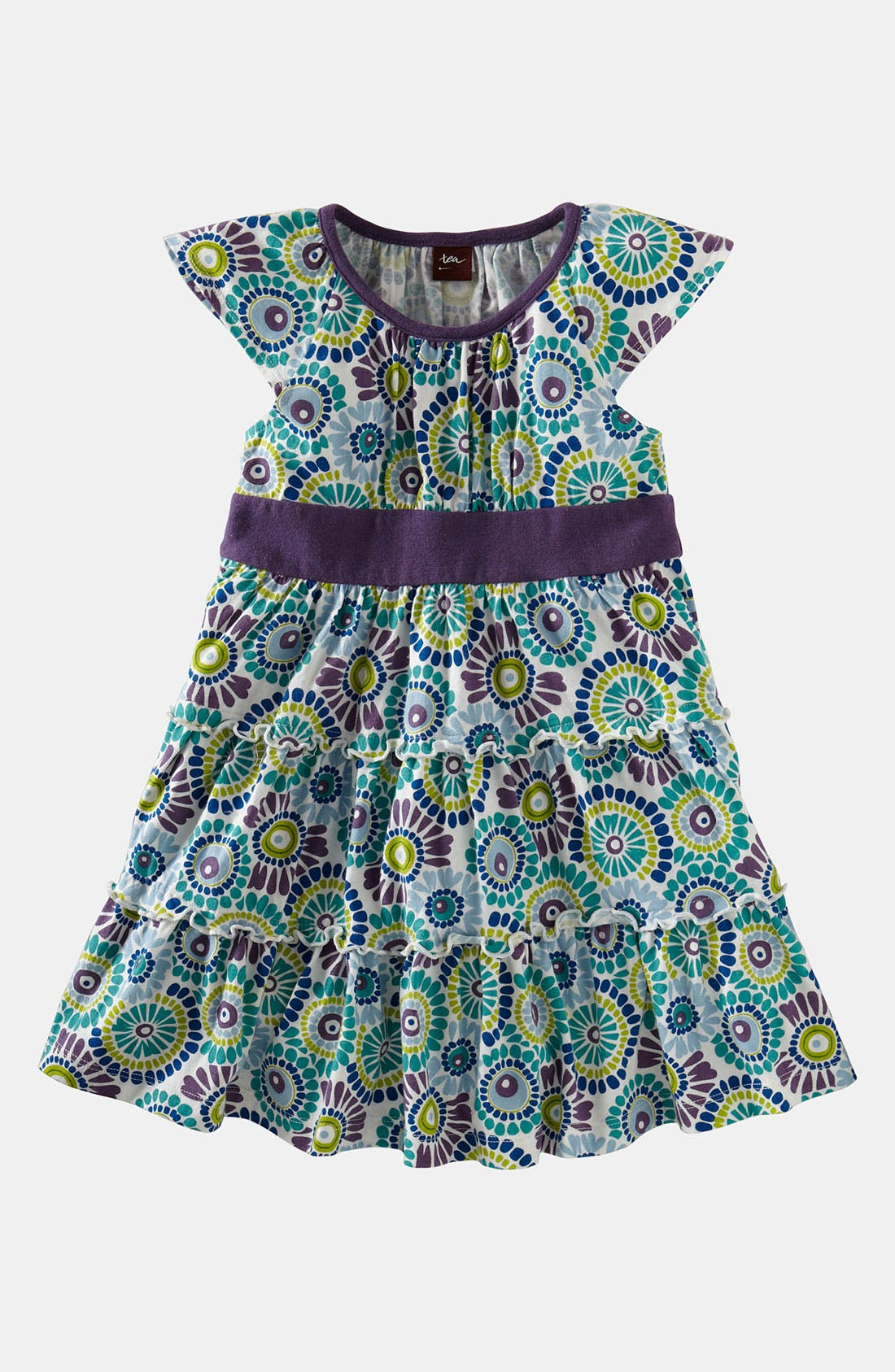 Alternate Image 1 Selected - Tea Collection Dress (Baby)