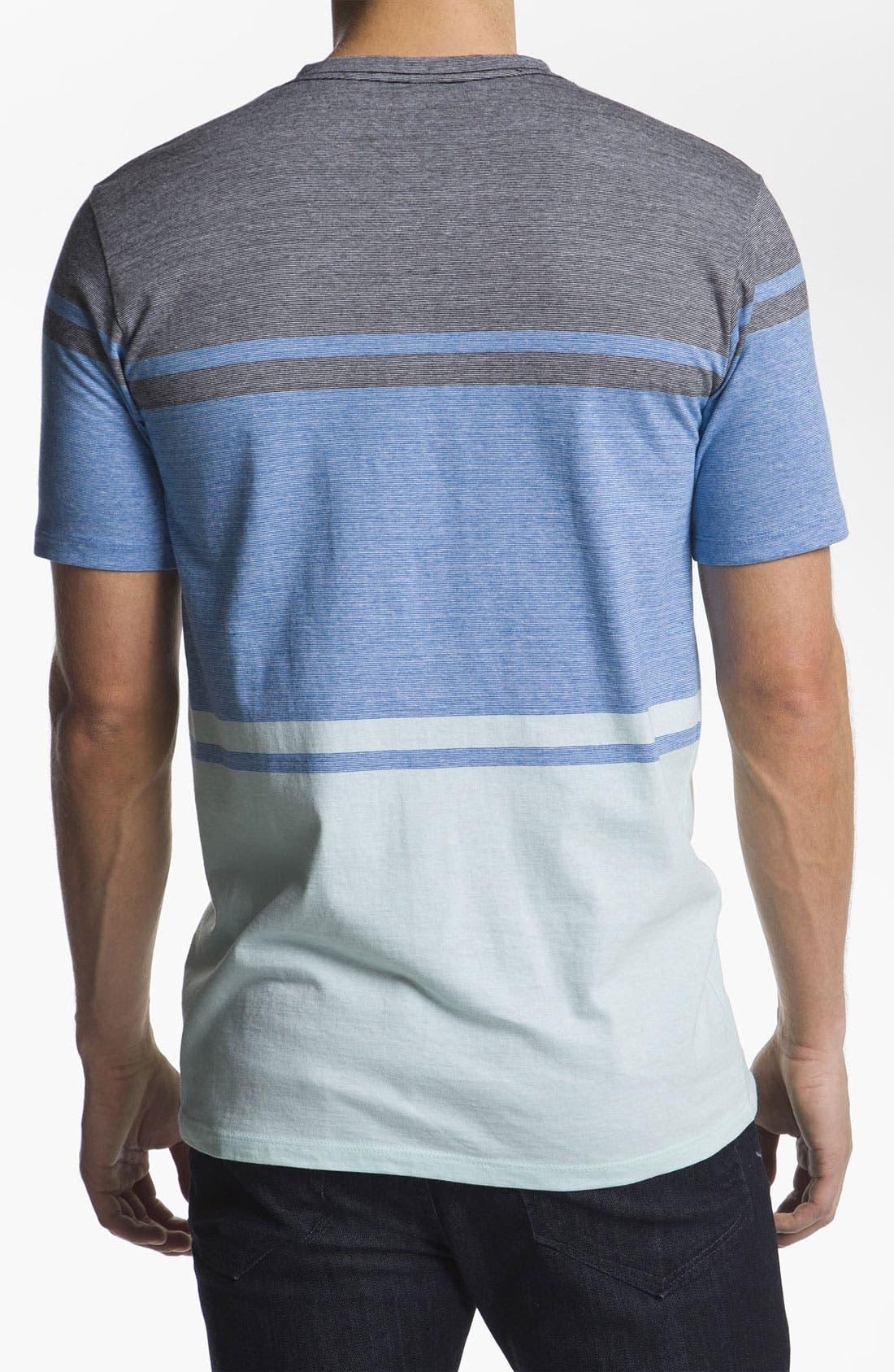 Alternate Image 2  - Element 'Dane' Short Sleeve Henley T-Shirt