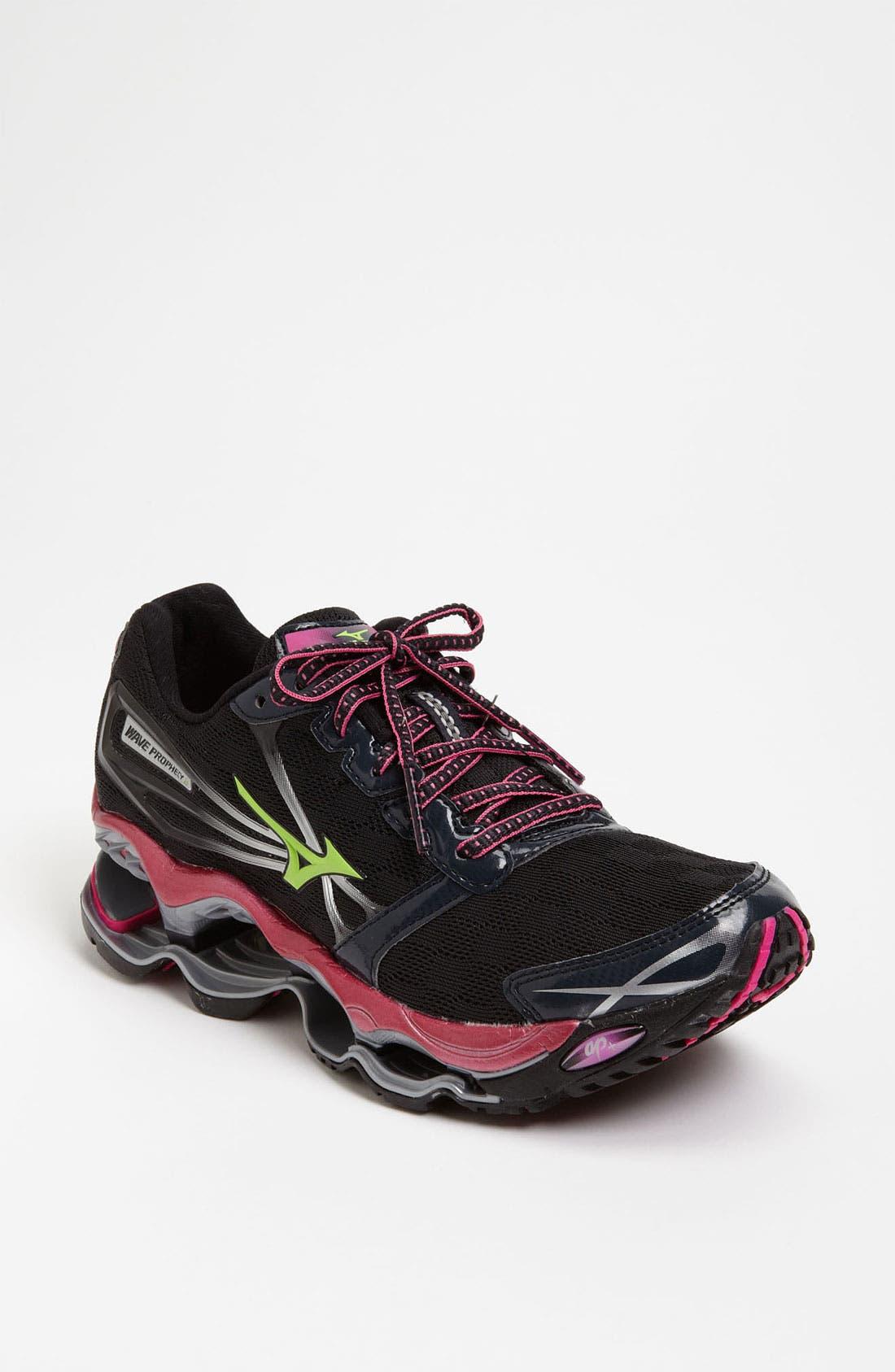 Main Image - Mizuno 'Wave Prophecy 2' Running Shoe (Women)