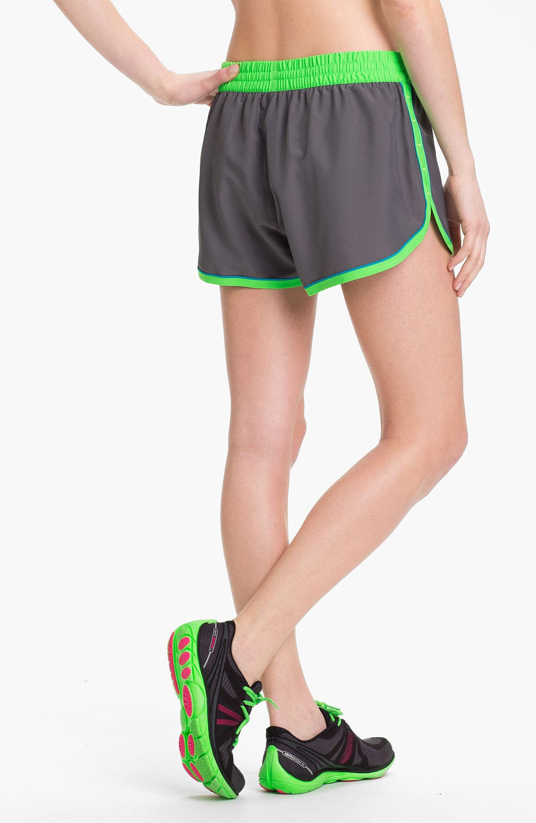 Alternate Image 2  - Under Armour 'Great Escape II' Running Shorts