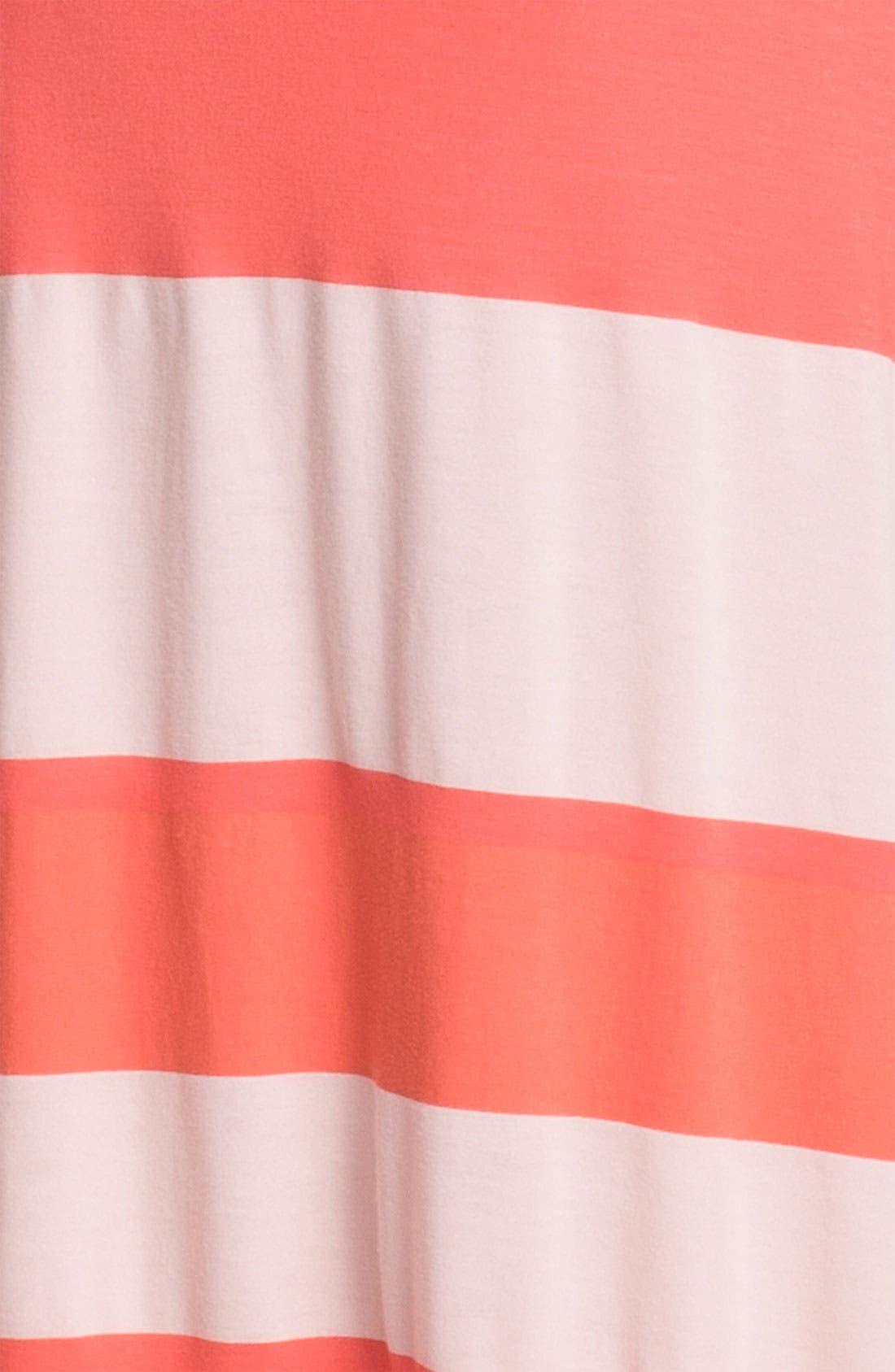 Alternate Image 3  - Cynthia Steffe 'Bailey' Ruffled Stripe Maxi Dress