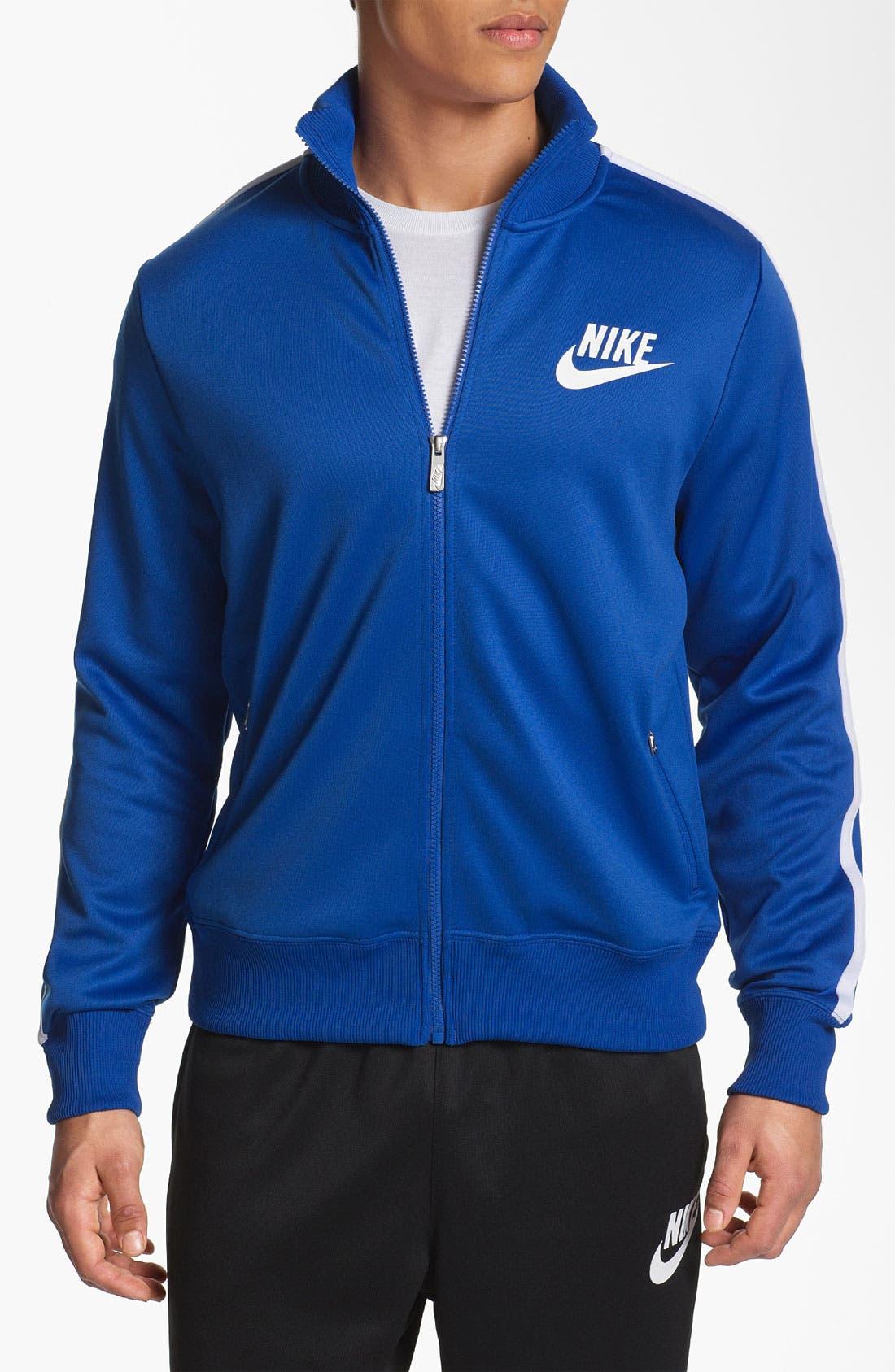 Alternate Image 1 Selected - Nike 'HBR' Track Jacket