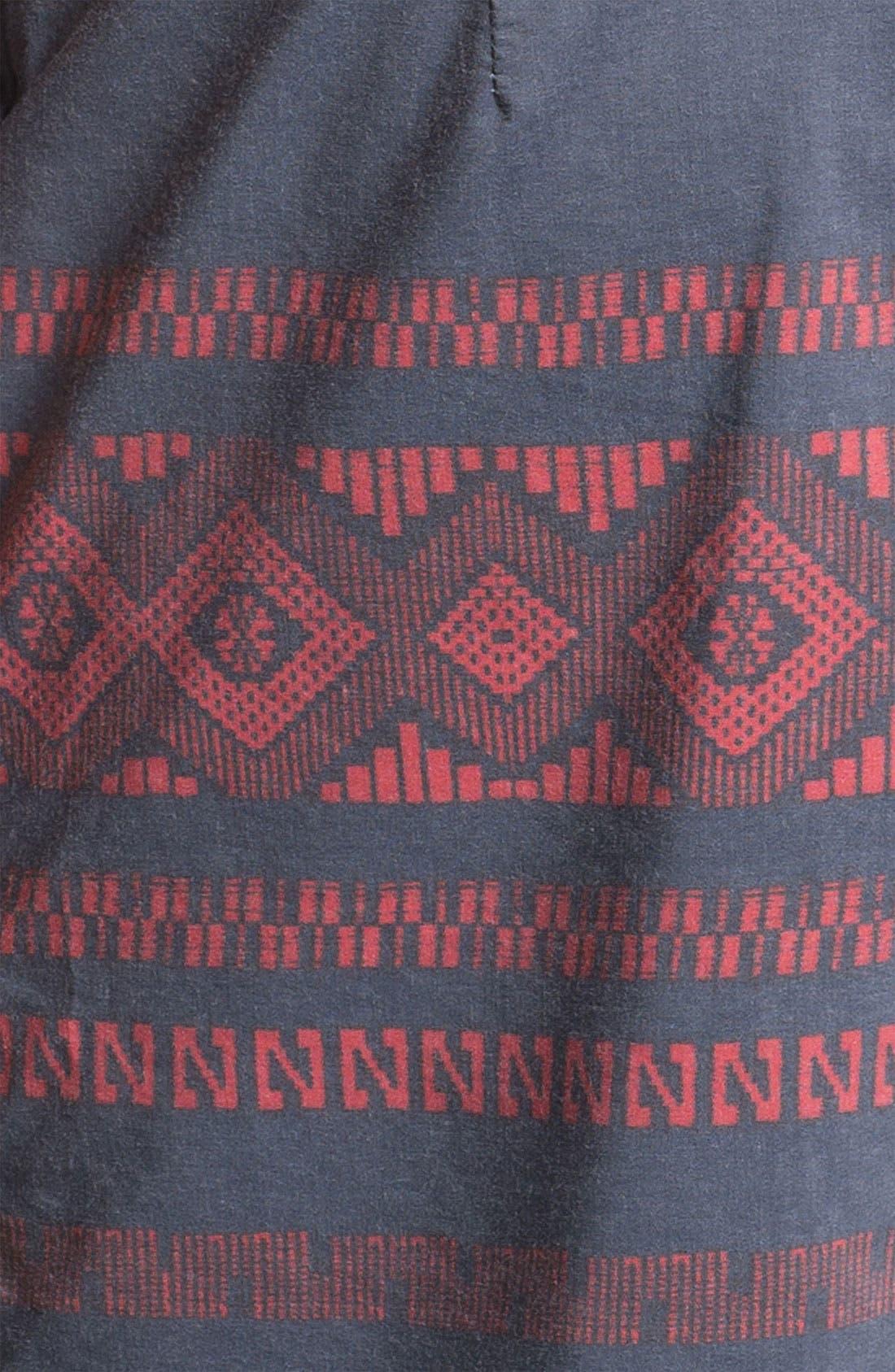 Alternate Image 3  - Element 'Inka' Board Shorts