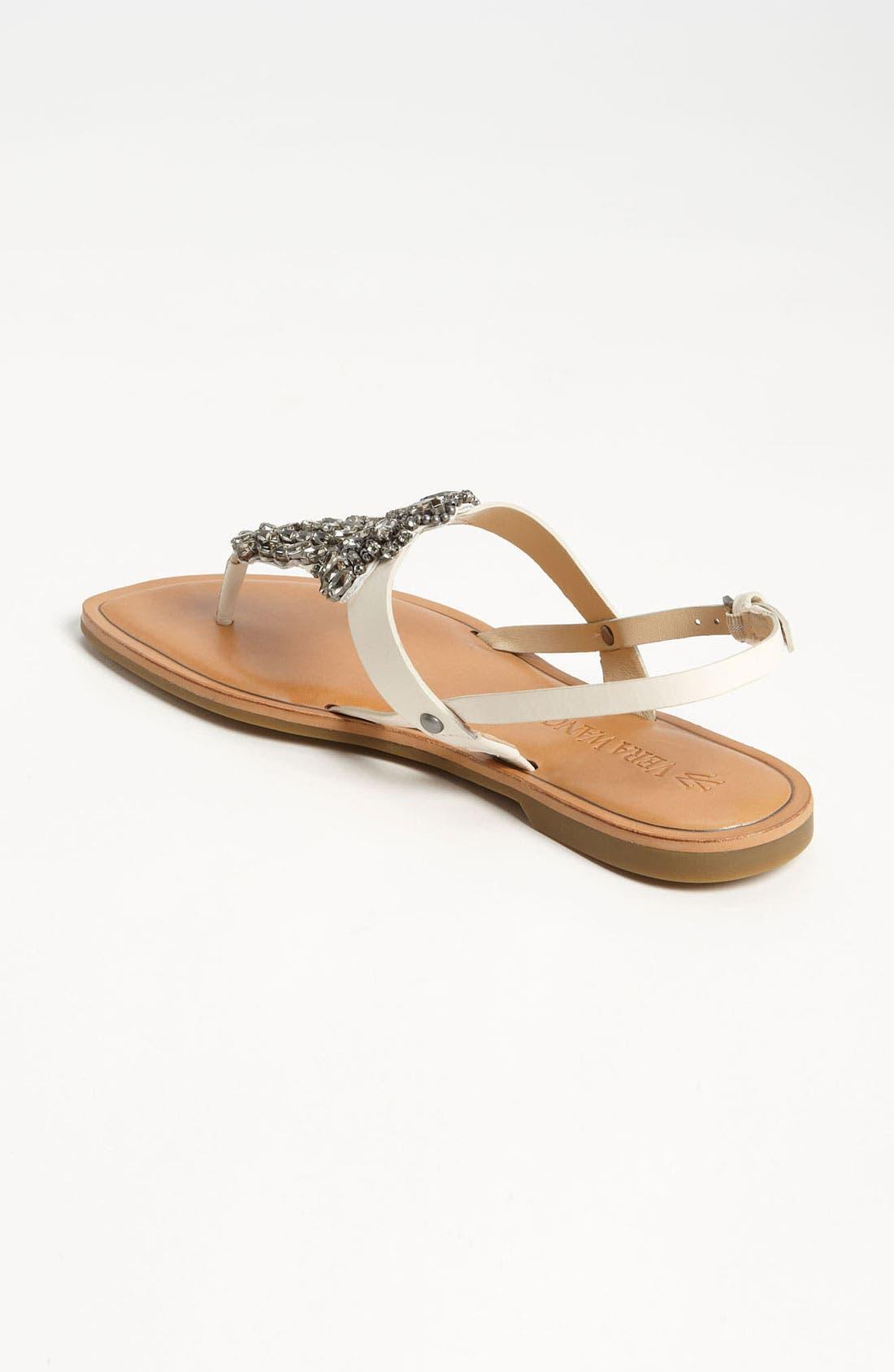 Alternate Image 2  - Vera Wang Footwear 'Avy' Sandal (Online Only)