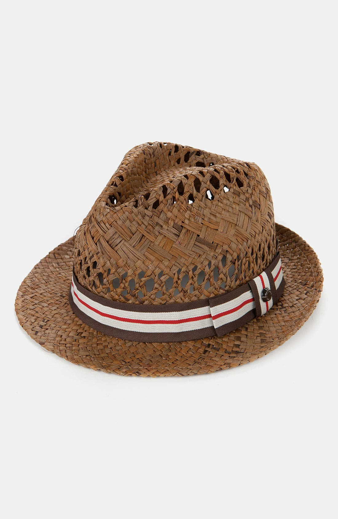 Main Image - Ted Baker London 'Chapps' Straw Trilby