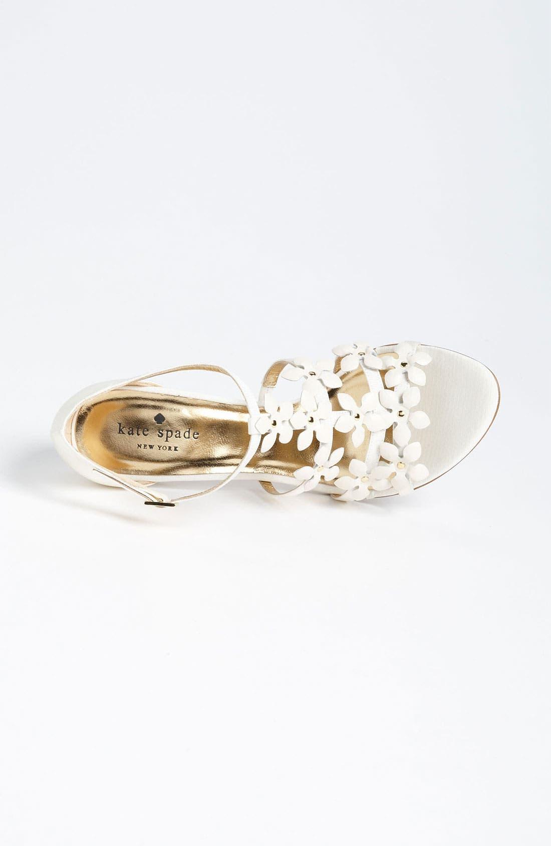 Alternate Image 3  - kate spade new york 'sass' sandal